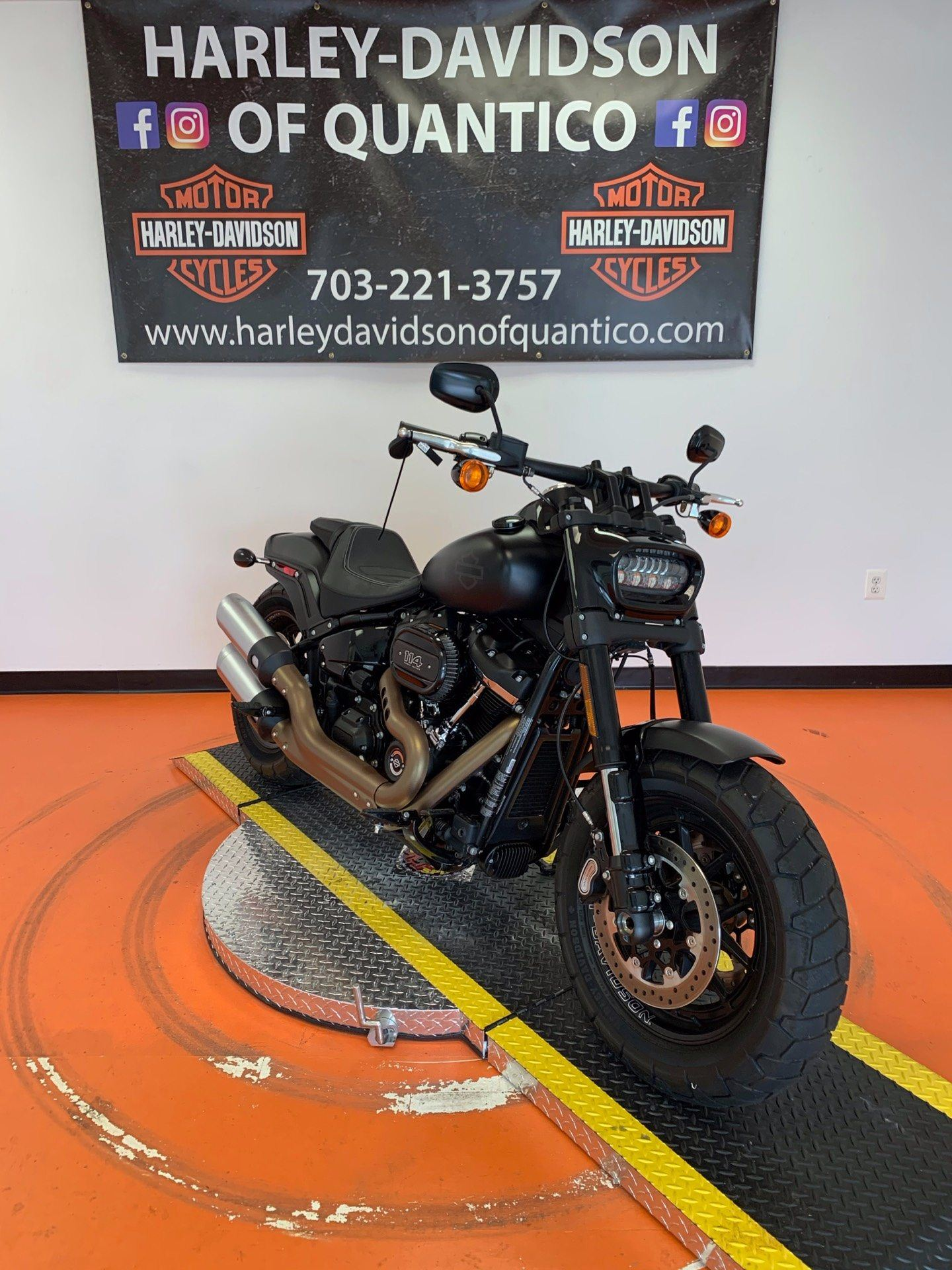 2018 Harley-Davidson Fat Bob® 114 in Dumfries, Virginia - Photo 6