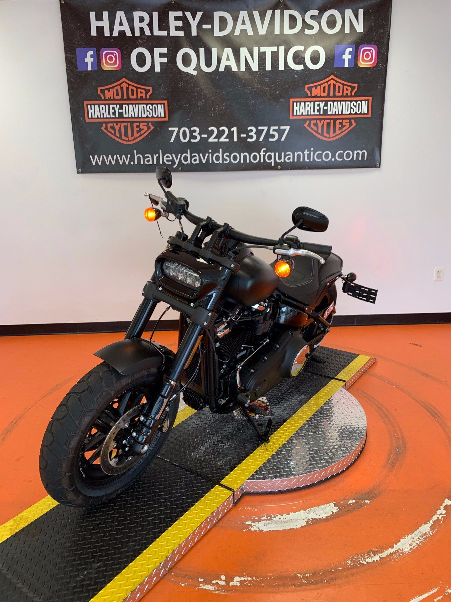 2018 Harley-Davidson Fat Bob® 114 in Dumfries, Virginia - Photo 8