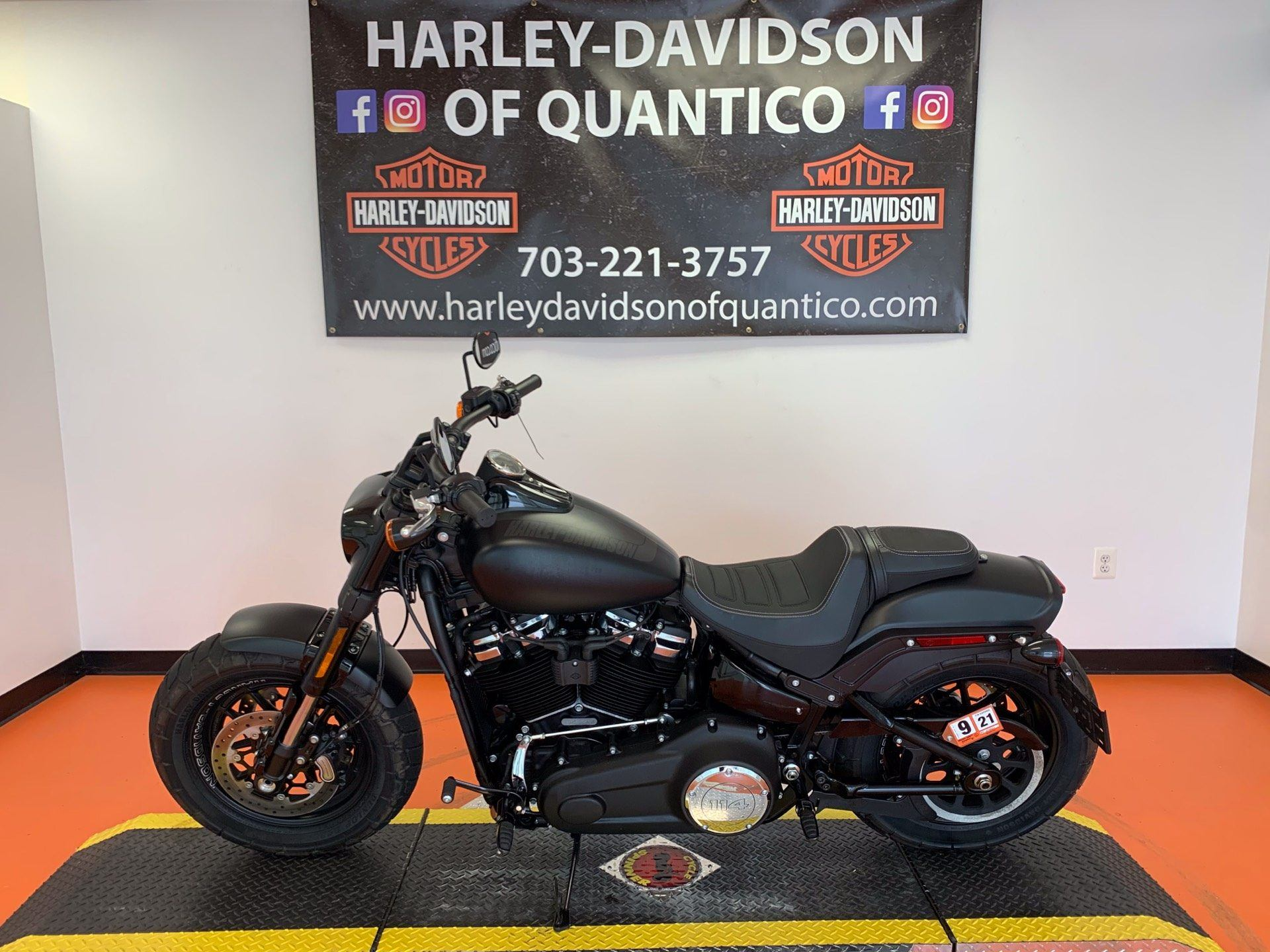 2018 Harley-Davidson Fat Bob® 114 in Dumfries, Virginia - Photo 10