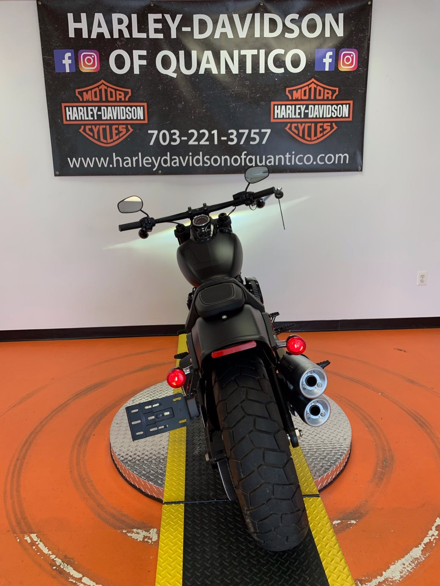 2018 Harley-Davidson Fat Bob® 114 in Dumfries, Virginia - Photo 15