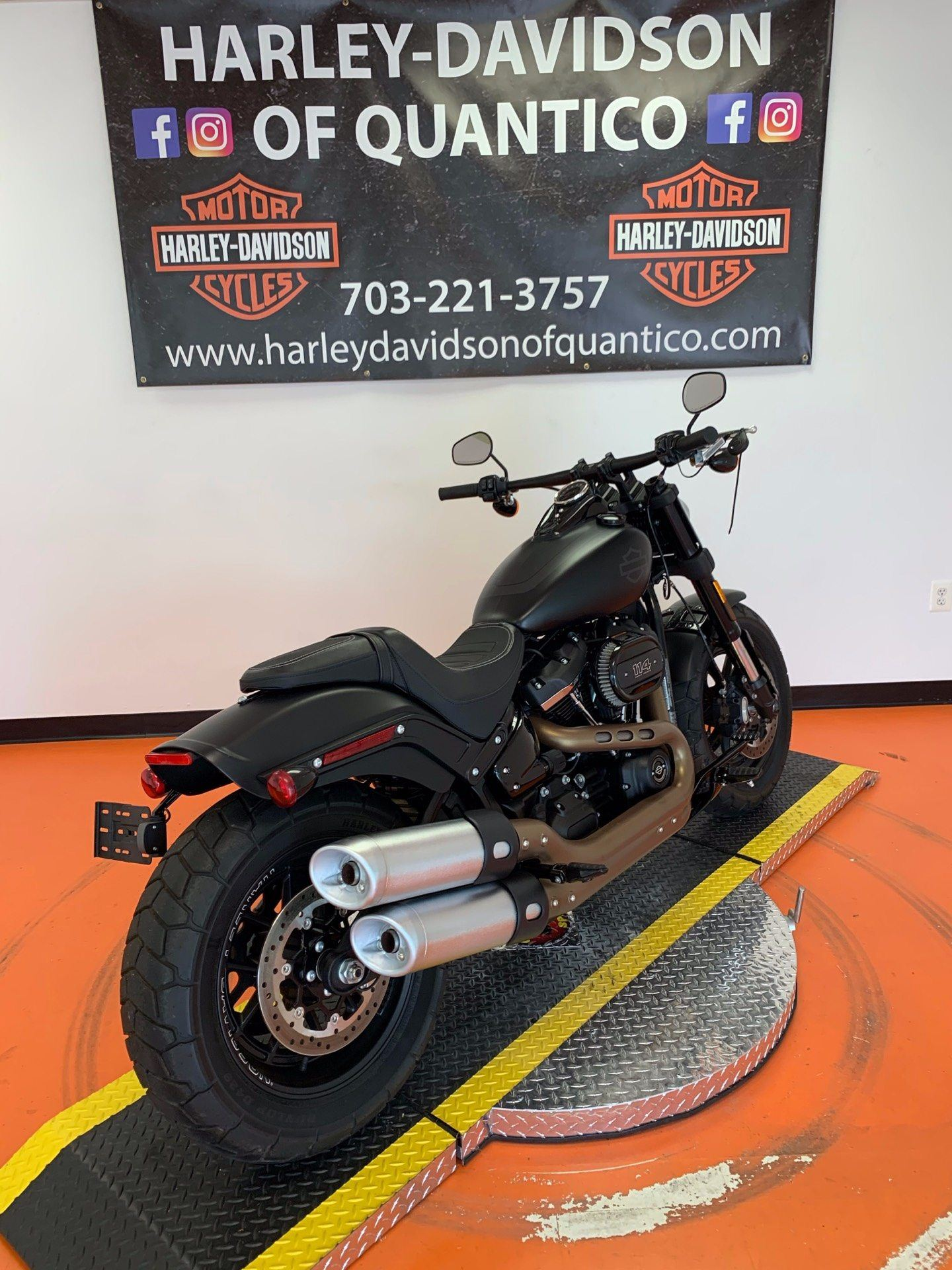 2018 Harley-Davidson Fat Bob® 114 in Dumfries, Virginia - Photo 21