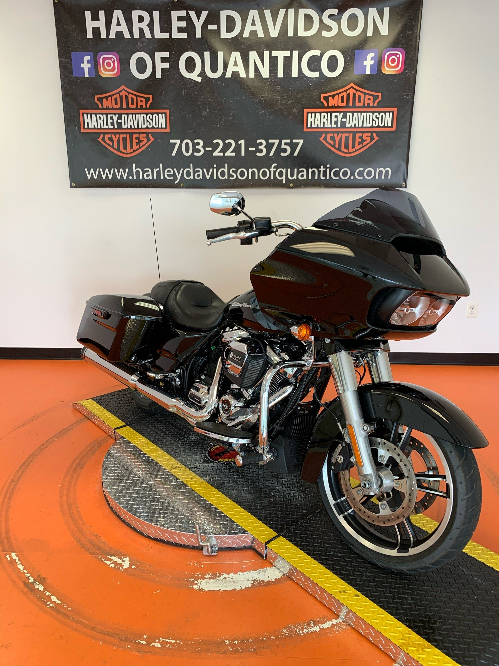 2017 Harley-Davidson Road Glide® Special in Dumfries, Virginia - Photo 7