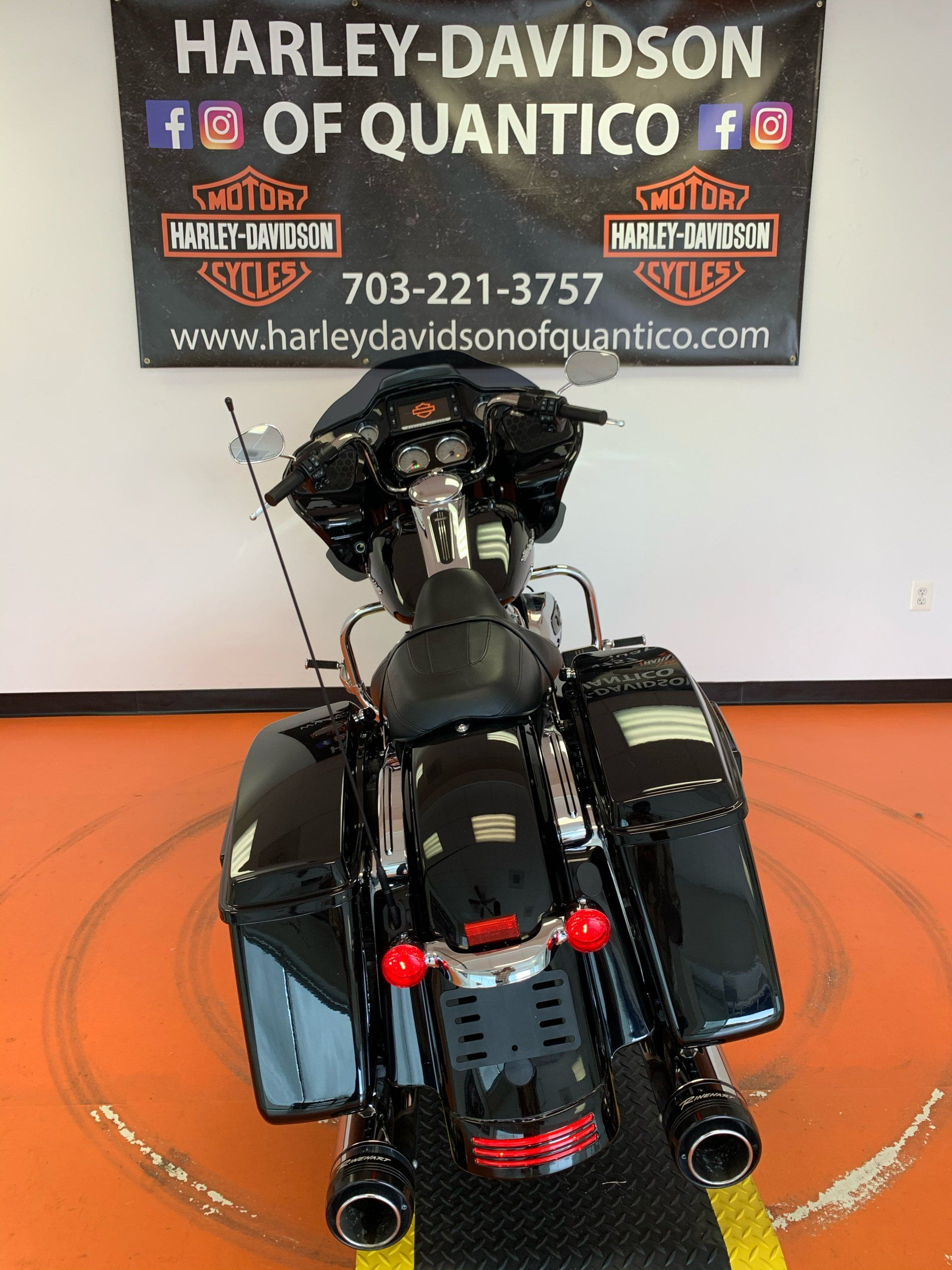 2017 Harley-Davidson Road Glide® Special in Dumfries, Virginia - Photo 13