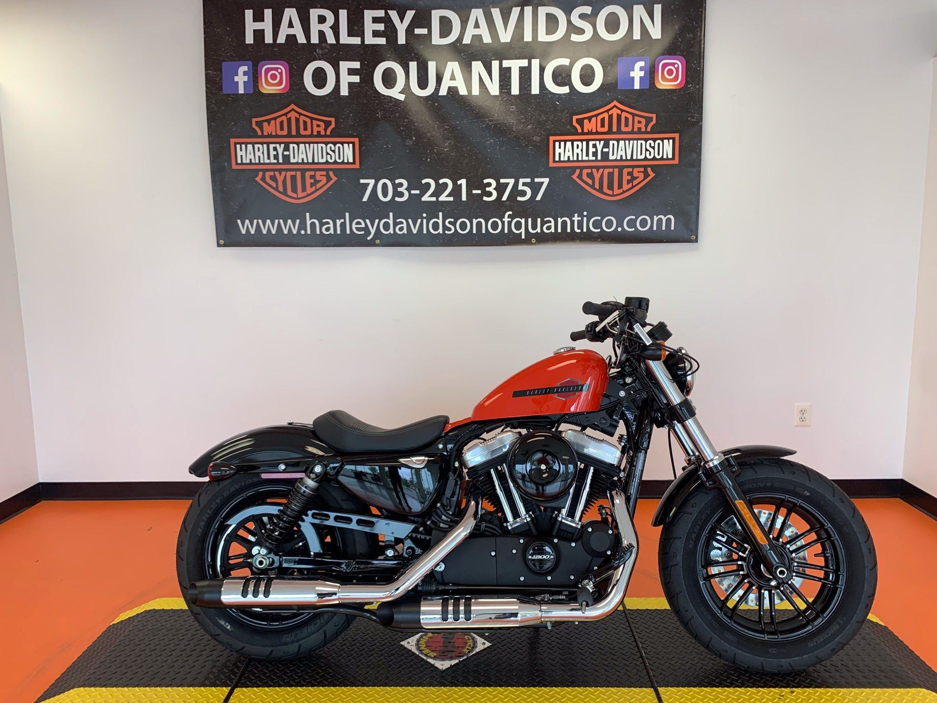 2020 Harley-Davidson Forty-Eight® in Dumfries, Virginia - Photo 1