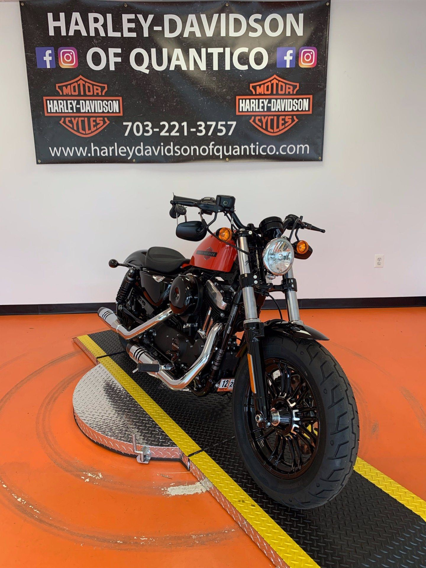 2020 Harley-Davidson Forty-Eight® in Dumfries, Virginia - Photo 6