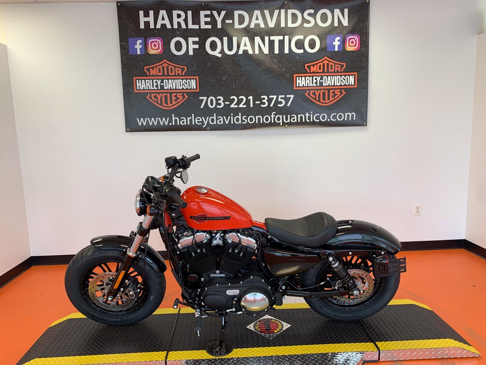 2020 Harley-Davidson Forty-Eight® in Dumfries, Virginia - Photo 9