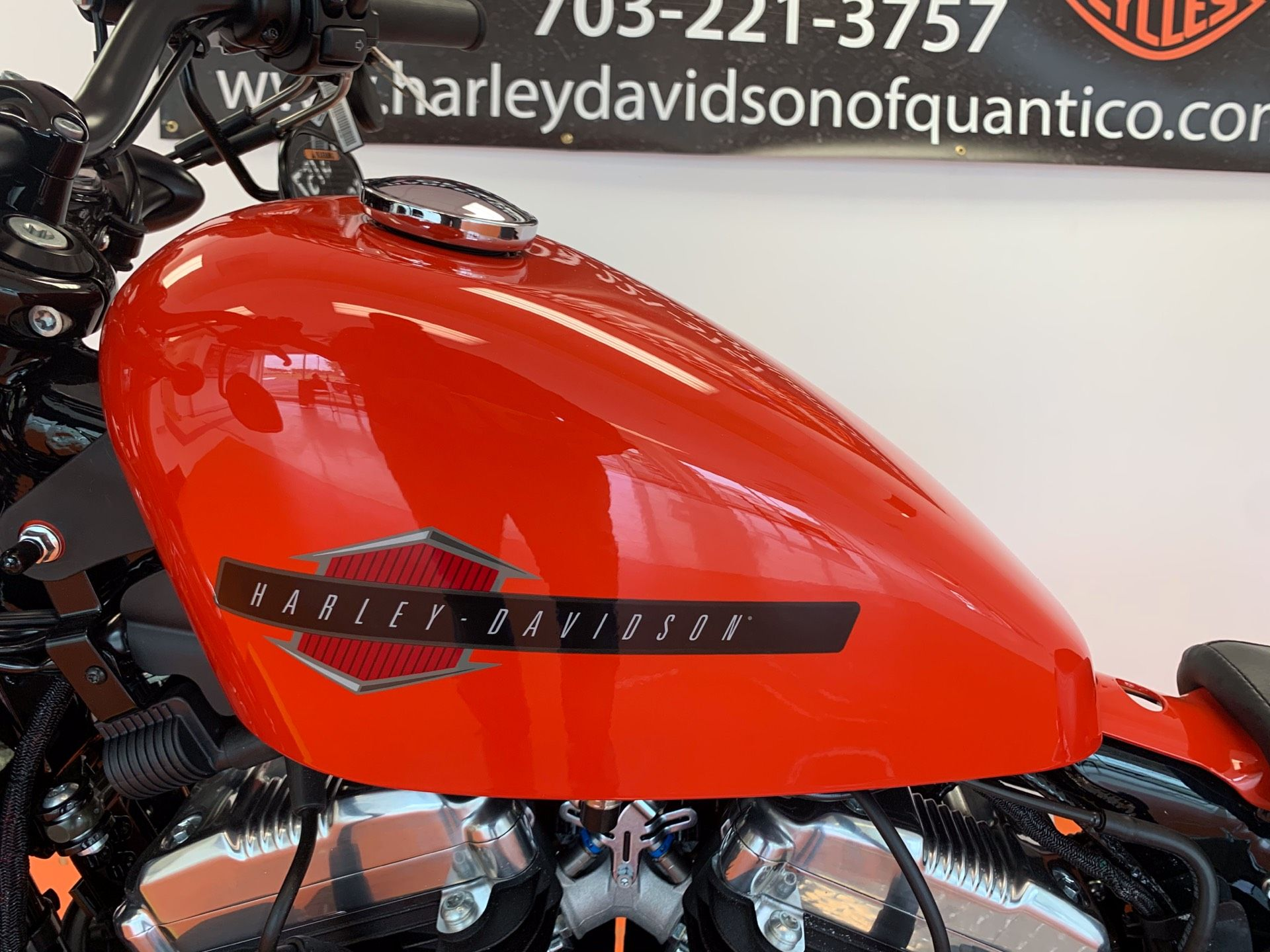 2020 Harley-Davidson Forty-Eight® in Dumfries, Virginia - Photo 10