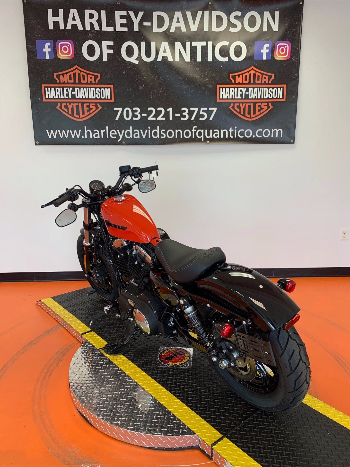 2020 Harley-Davidson Forty-Eight® in Dumfries, Virginia - Photo 14