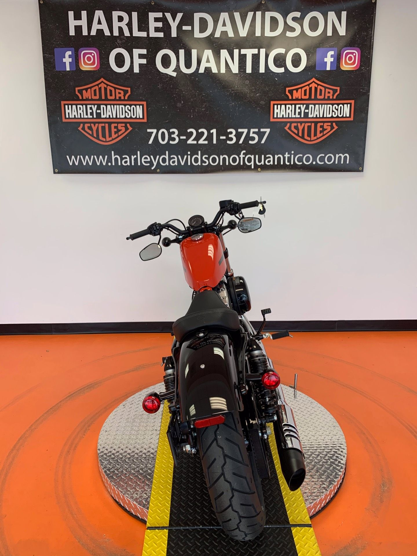 2020 Harley-Davidson Forty-Eight® in Dumfries, Virginia - Photo 15