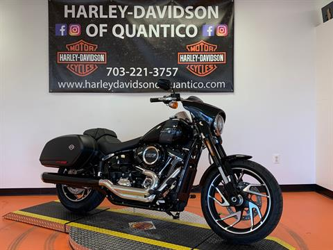 2021 Harley-Davidson Sport Glide in Dumfries, Virginia - Photo 8
