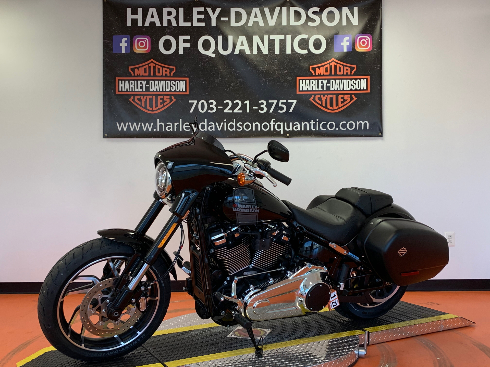 2021 Harley-Davidson Sport Glide in Dumfries, Virginia - Photo 10