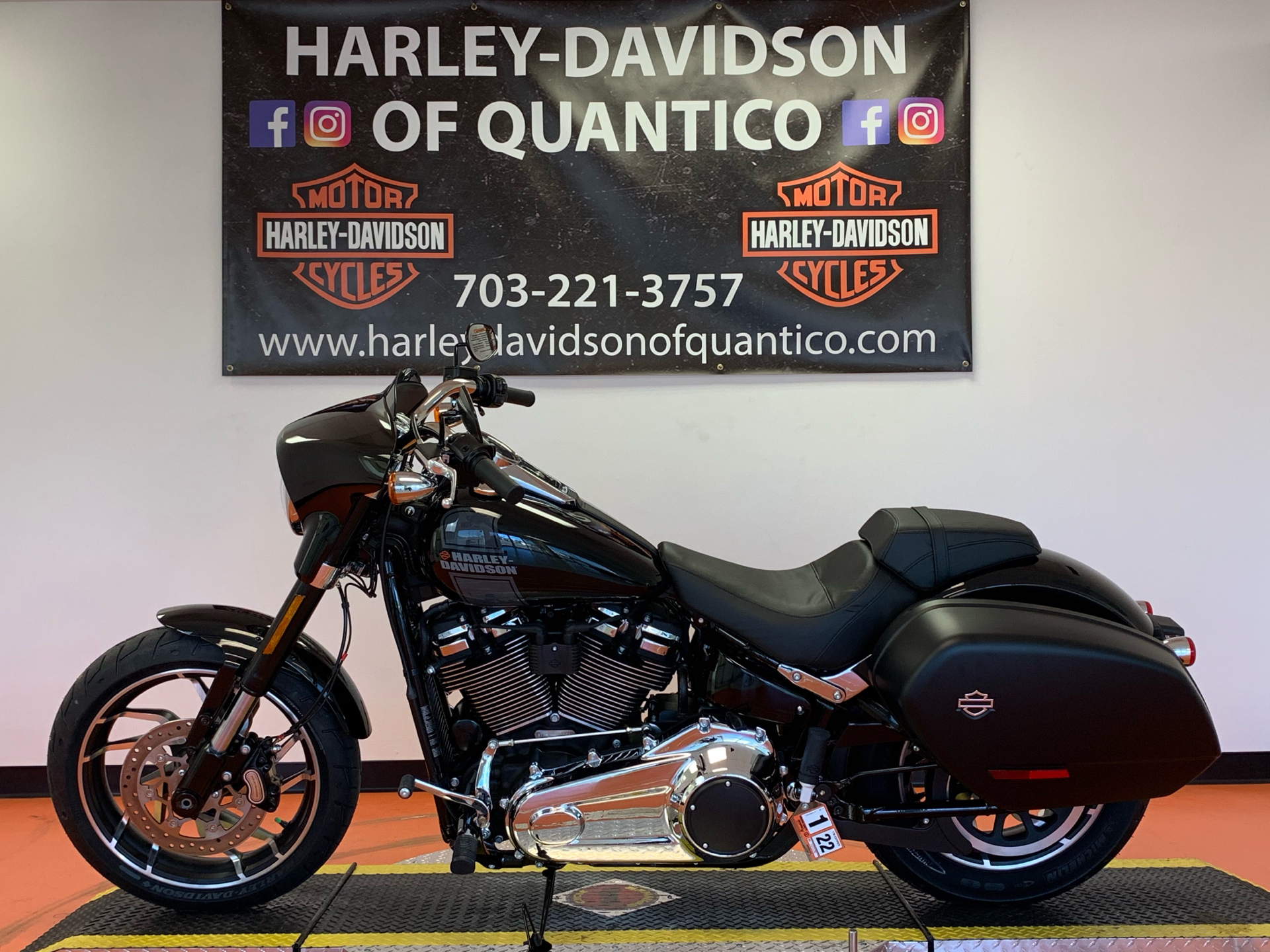 2021 Harley-Davidson Sport Glide in Dumfries, Virginia - Photo 11