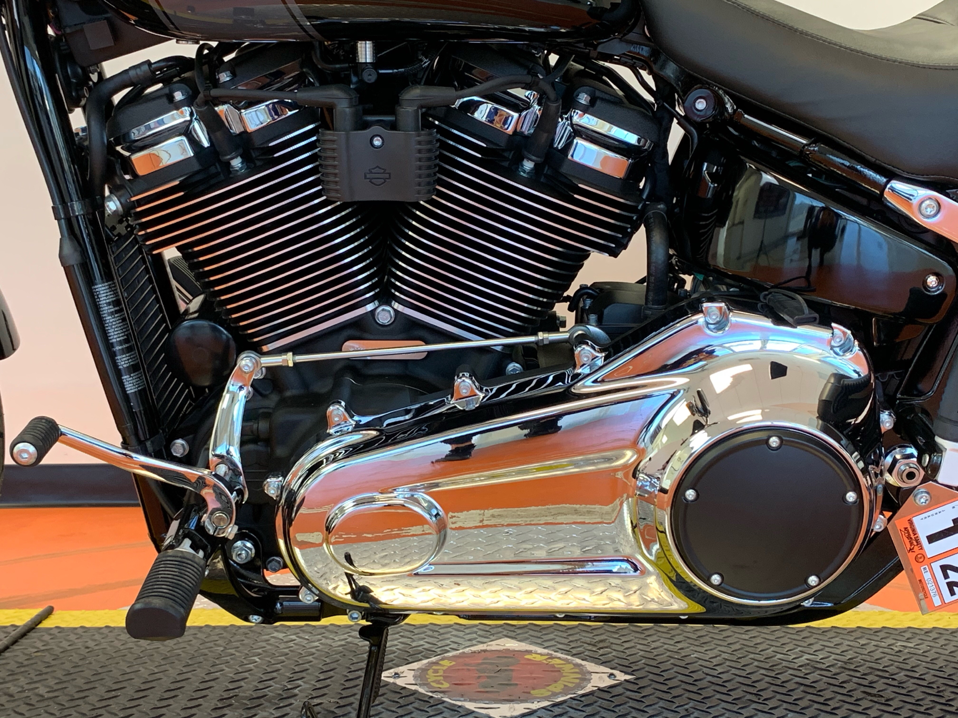 2021 Harley-Davidson Sport Glide in Dumfries, Virginia - Photo 13