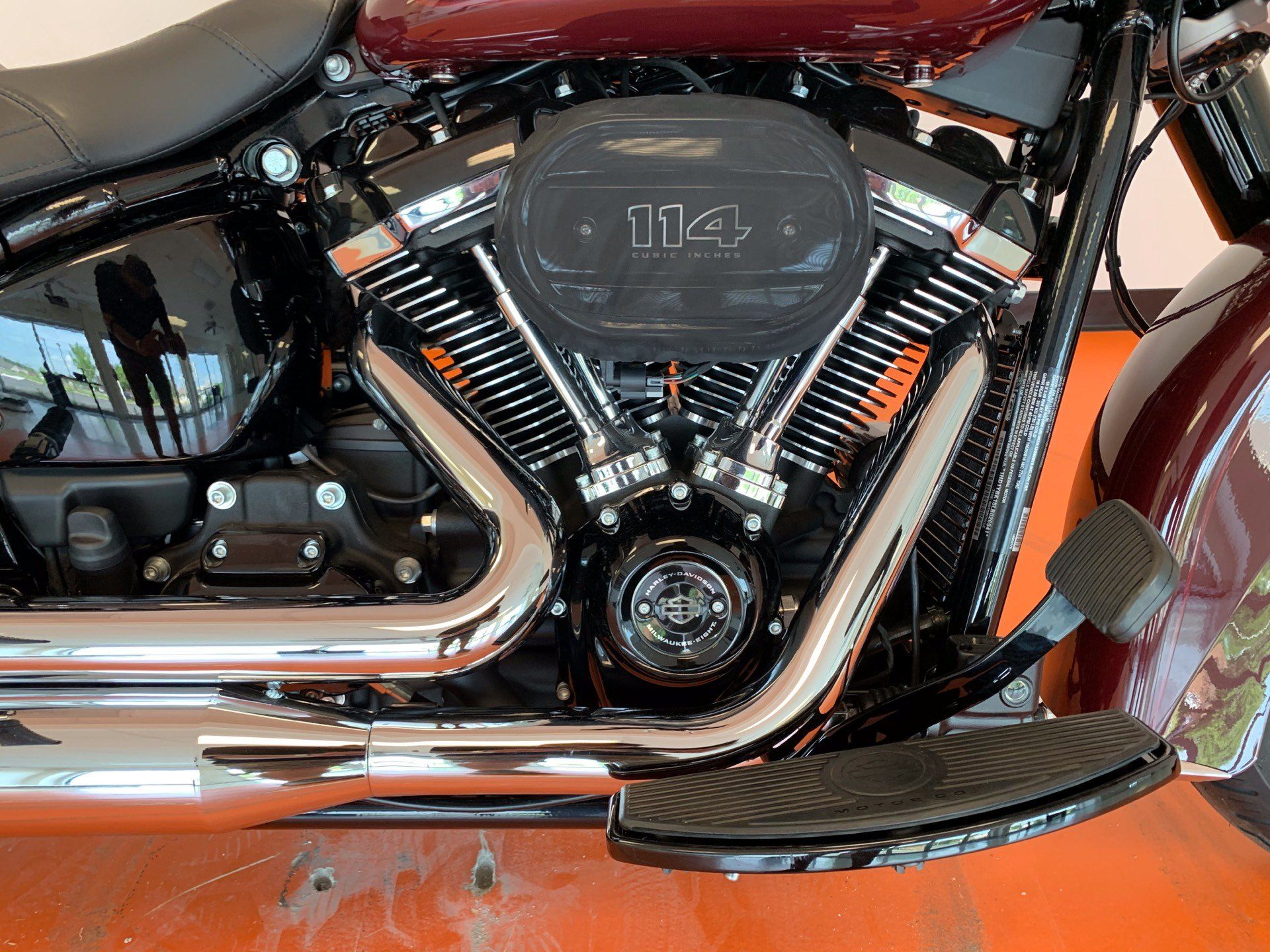 2020 Harley-Davidson Heritage Classic 114 in Dumfries, Virginia - Photo 3