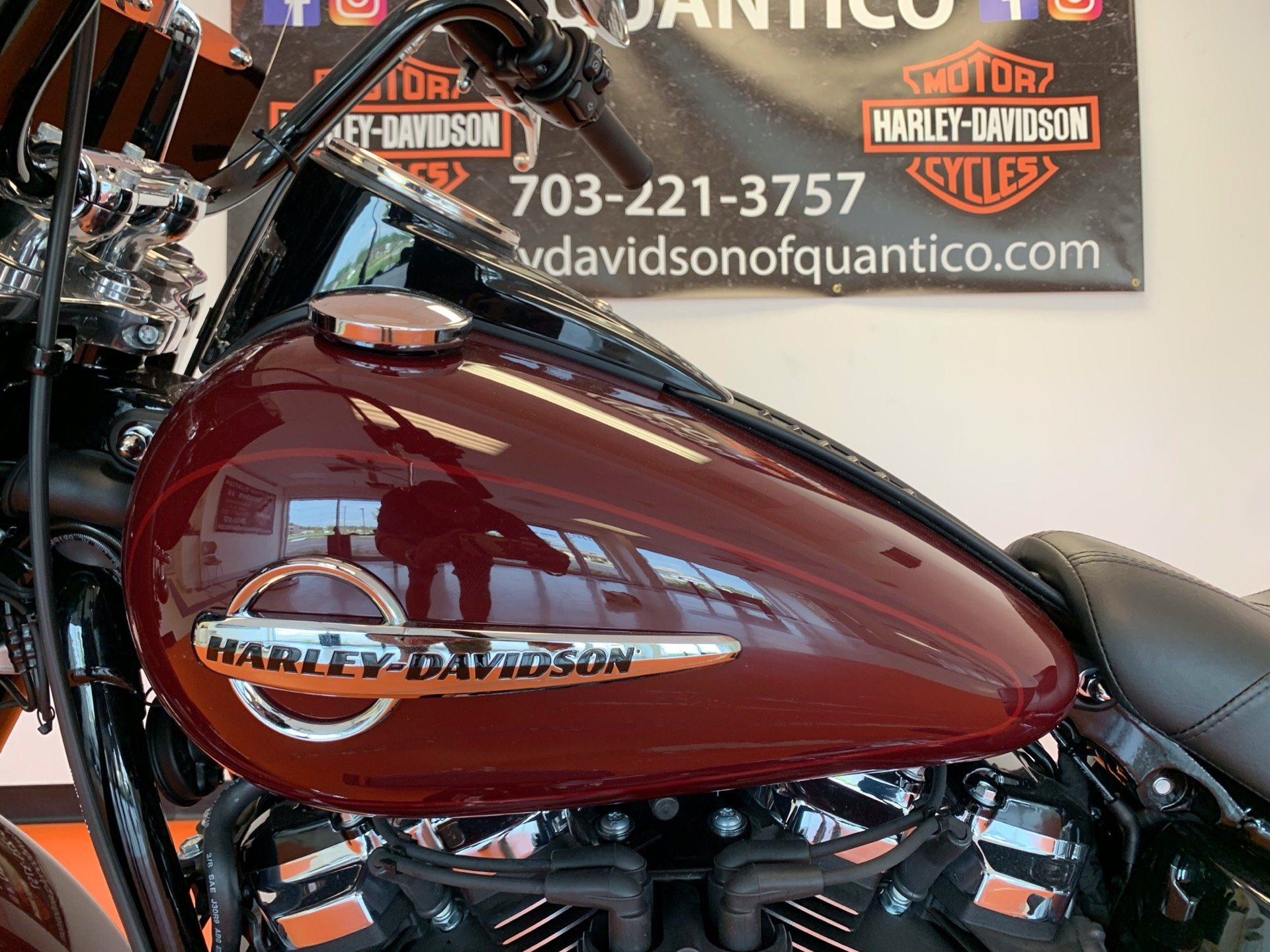 2020 Harley-Davidson Heritage Classic 114 in Dumfries, Virginia - Photo 15