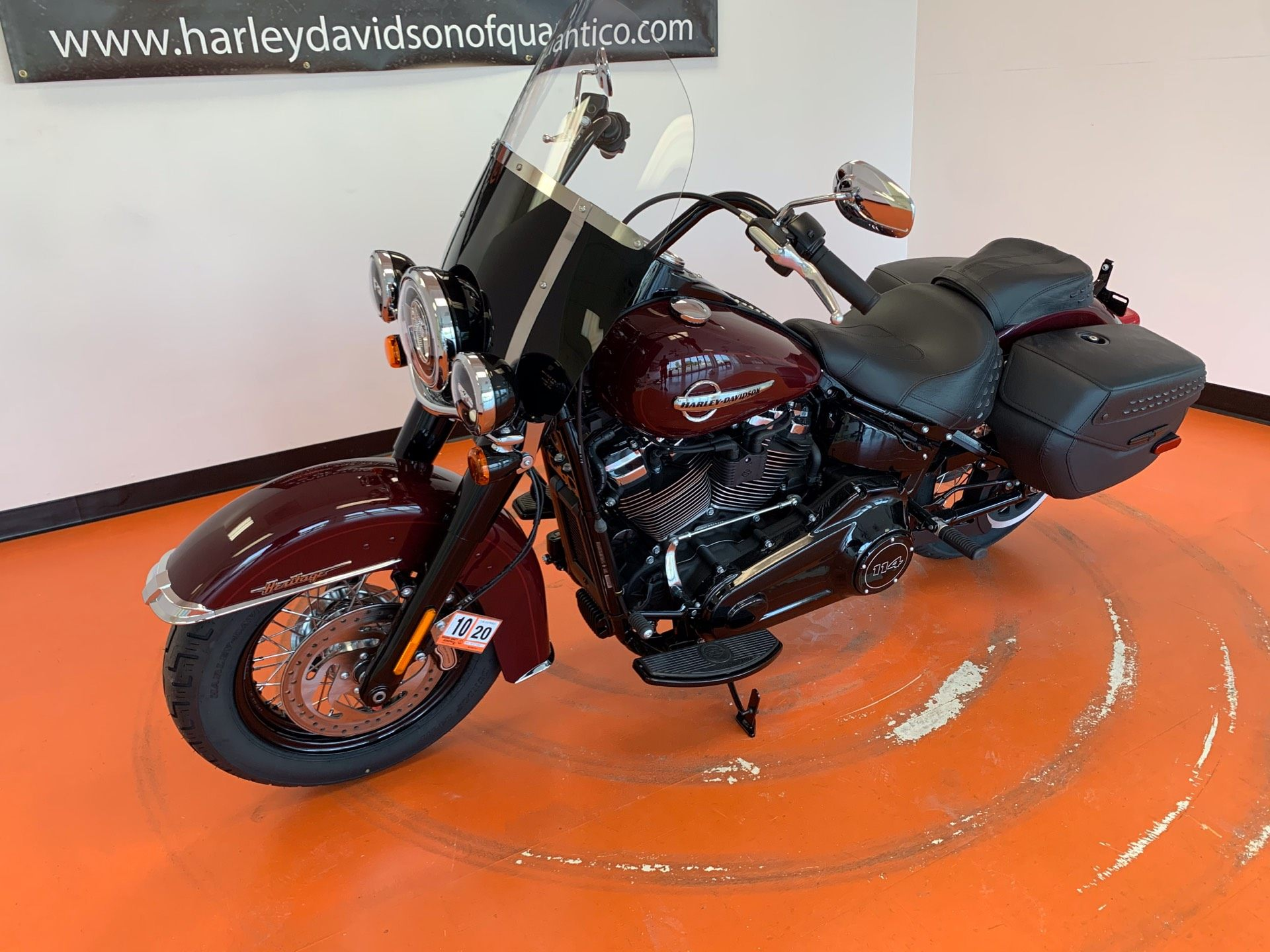 2020 Harley-Davidson Heritage Classic 114 in Dumfries, Virginia - Photo 19