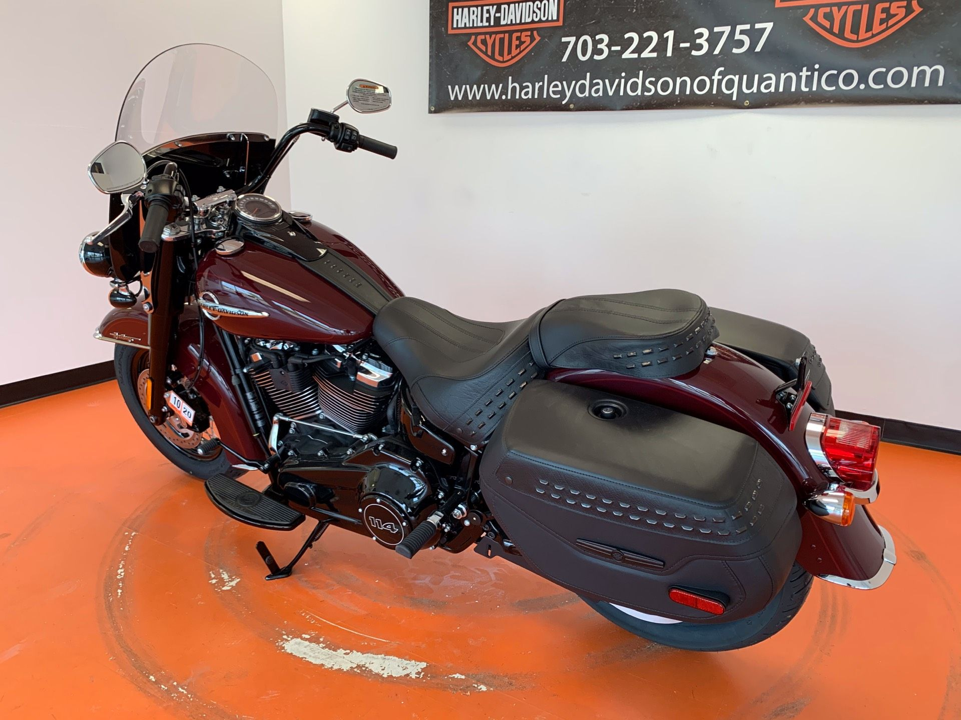 2020 Harley-Davidson Heritage Classic 114 in Dumfries, Virginia - Photo 20