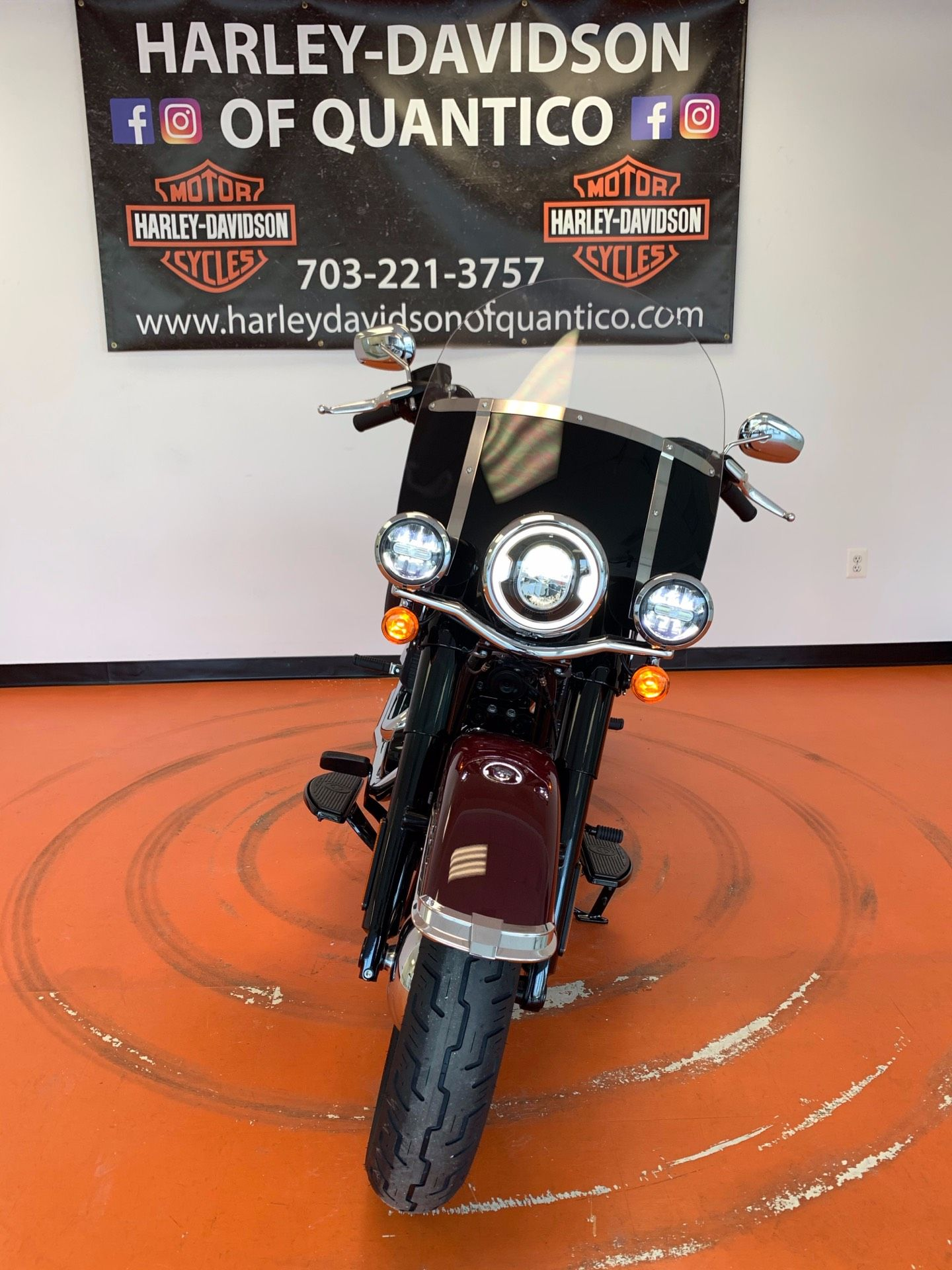 2020 Harley-Davidson Heritage Classic 114 in Dumfries, Virginia - Photo 21