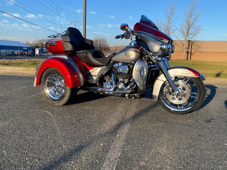 2020 Harley-Davidson Tri Glide® Ultra in Dumfries, Virginia - Photo 1