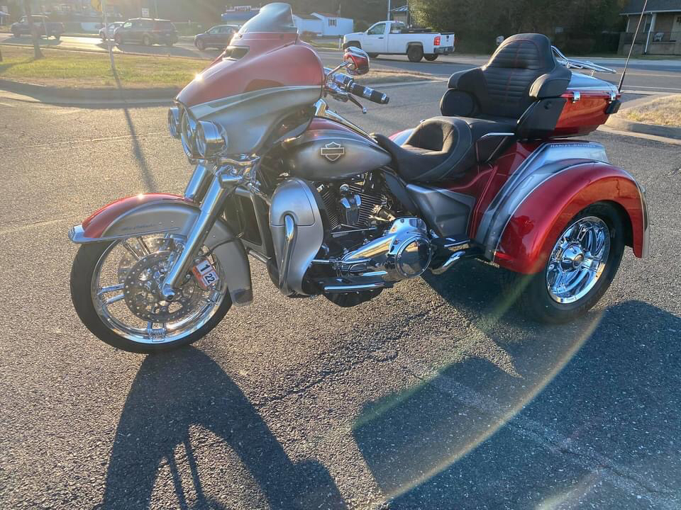 2020 Harley-Davidson Tri Glide® Ultra in Dumfries, Virginia - Photo 13