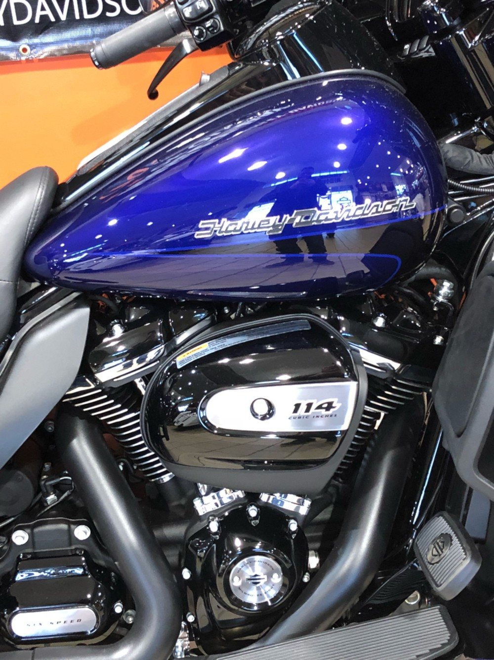 2020 Harley-Davidson Ultra Limited in Dumfries, Virginia - Photo 4