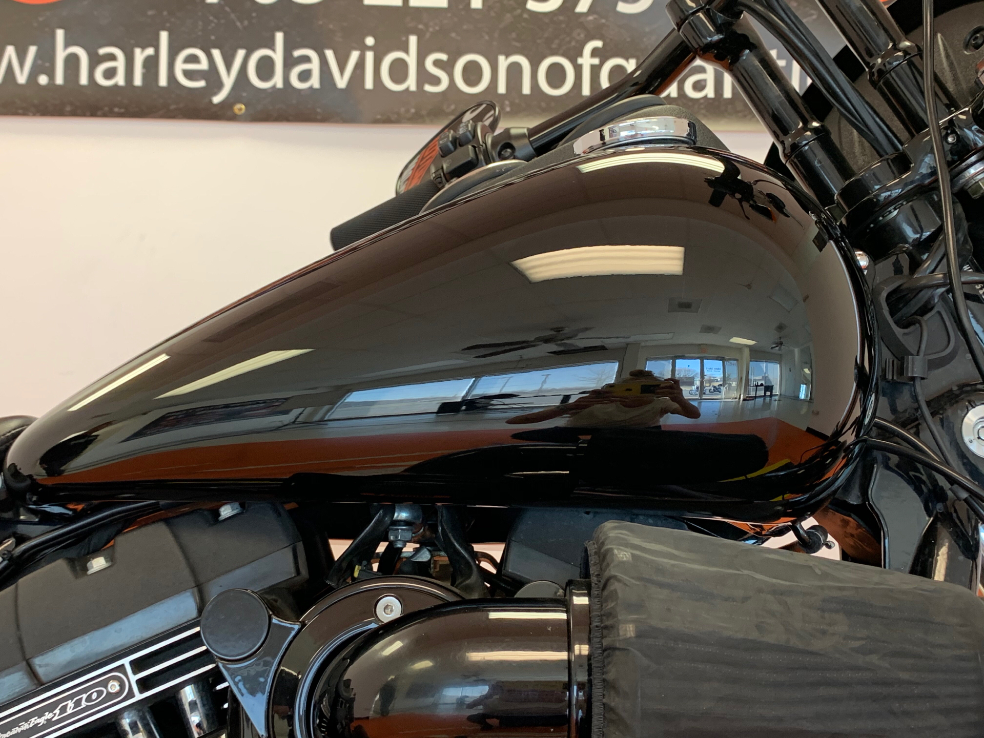 2017 Harley-Davidson Low Rider® S in Dumfries, Virginia - Photo 2