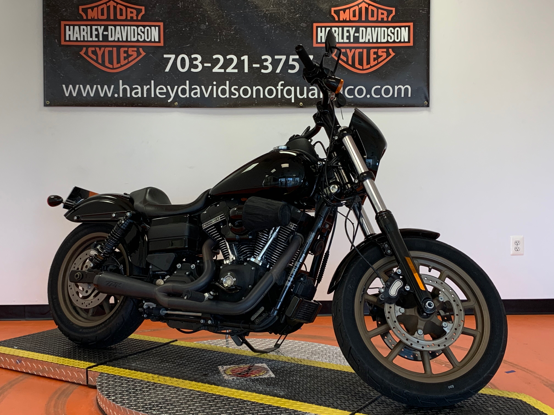 2017 Harley-Davidson Low Rider® S in Dumfries, Virginia - Photo 5