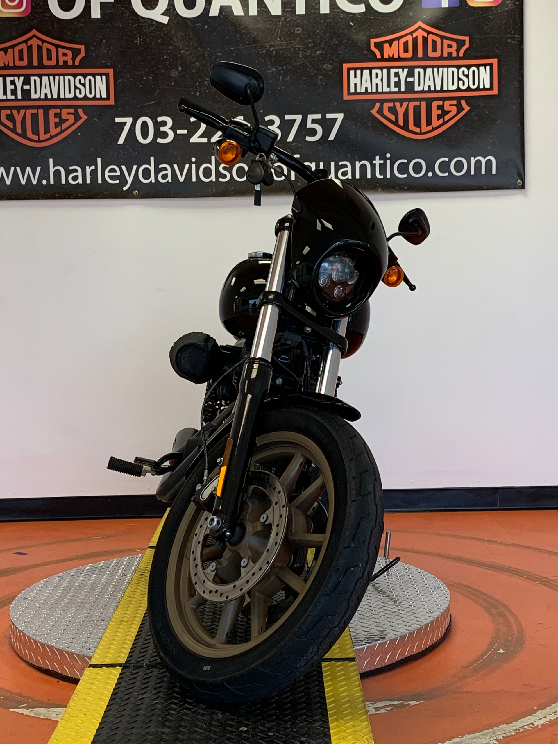 2017 Harley-Davidson Low Rider® S in Dumfries, Virginia - Photo 6