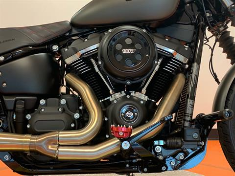 2018 Harley-Davidson Street Bob® 107 in Dumfries, Virginia - Photo 3