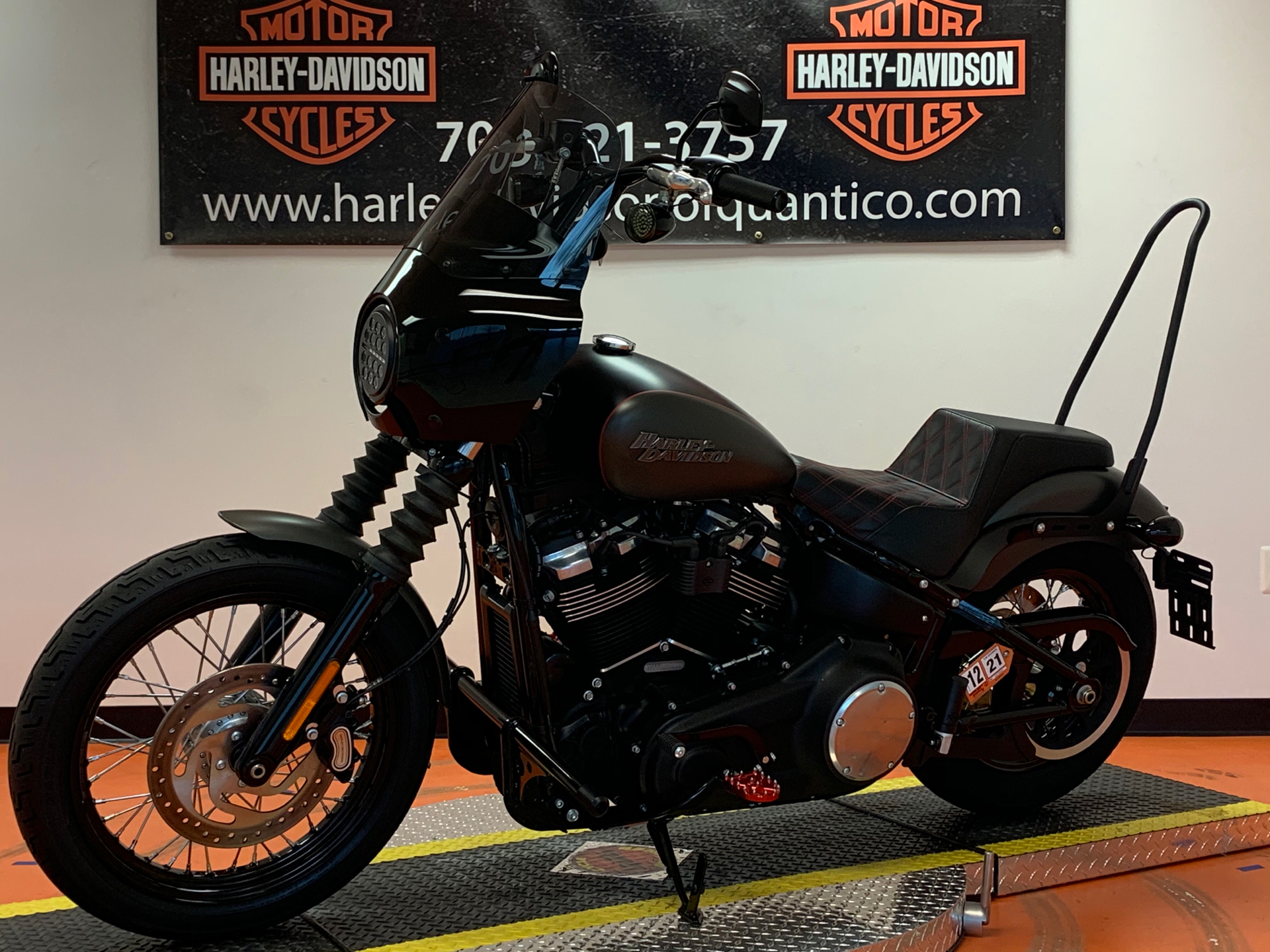 2018 Harley-Davidson Street Bob® 107 in Dumfries, Virginia - Photo 8