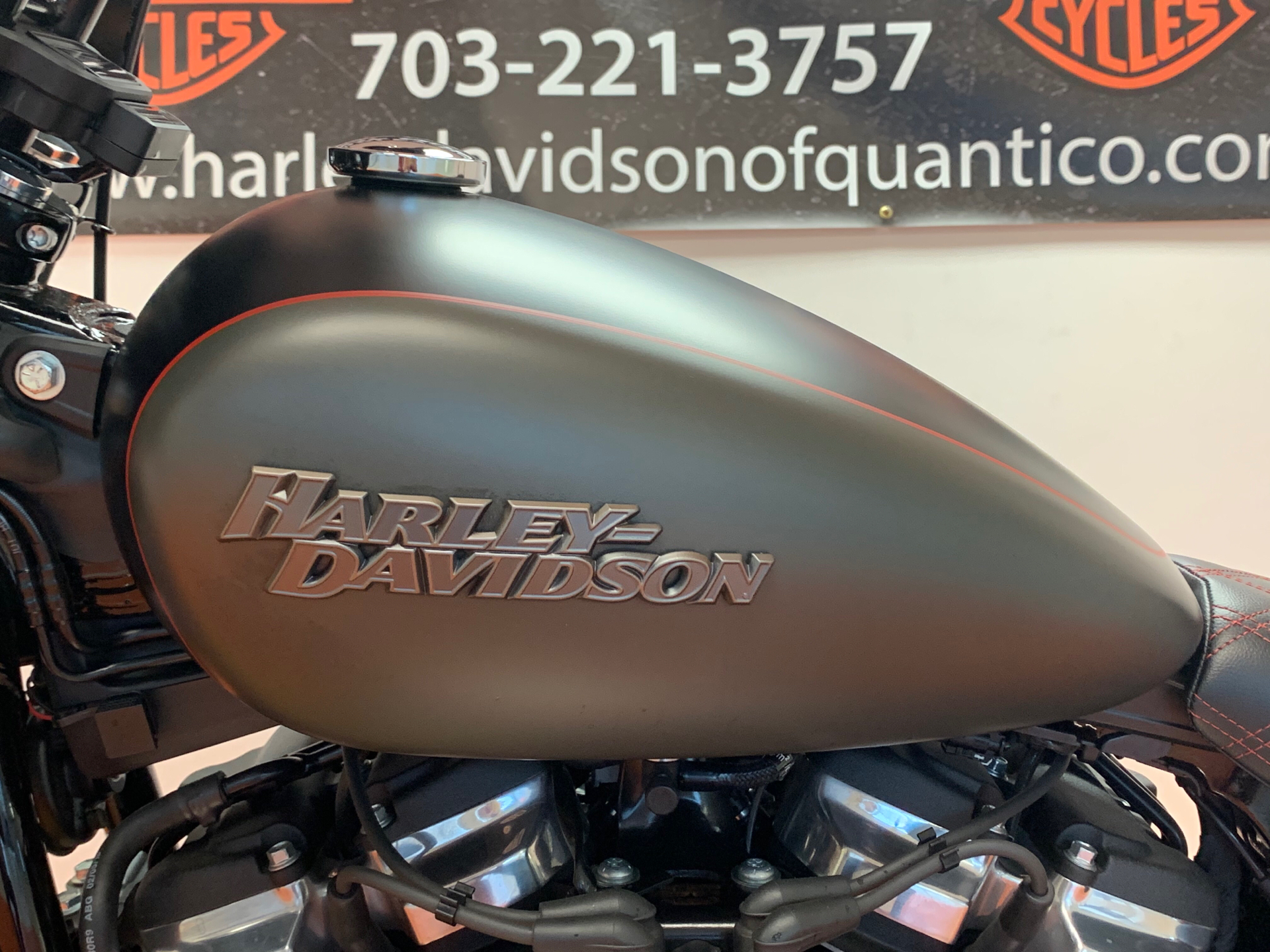 2018 Harley-Davidson Street Bob® 107 in Dumfries, Virginia - Photo 10