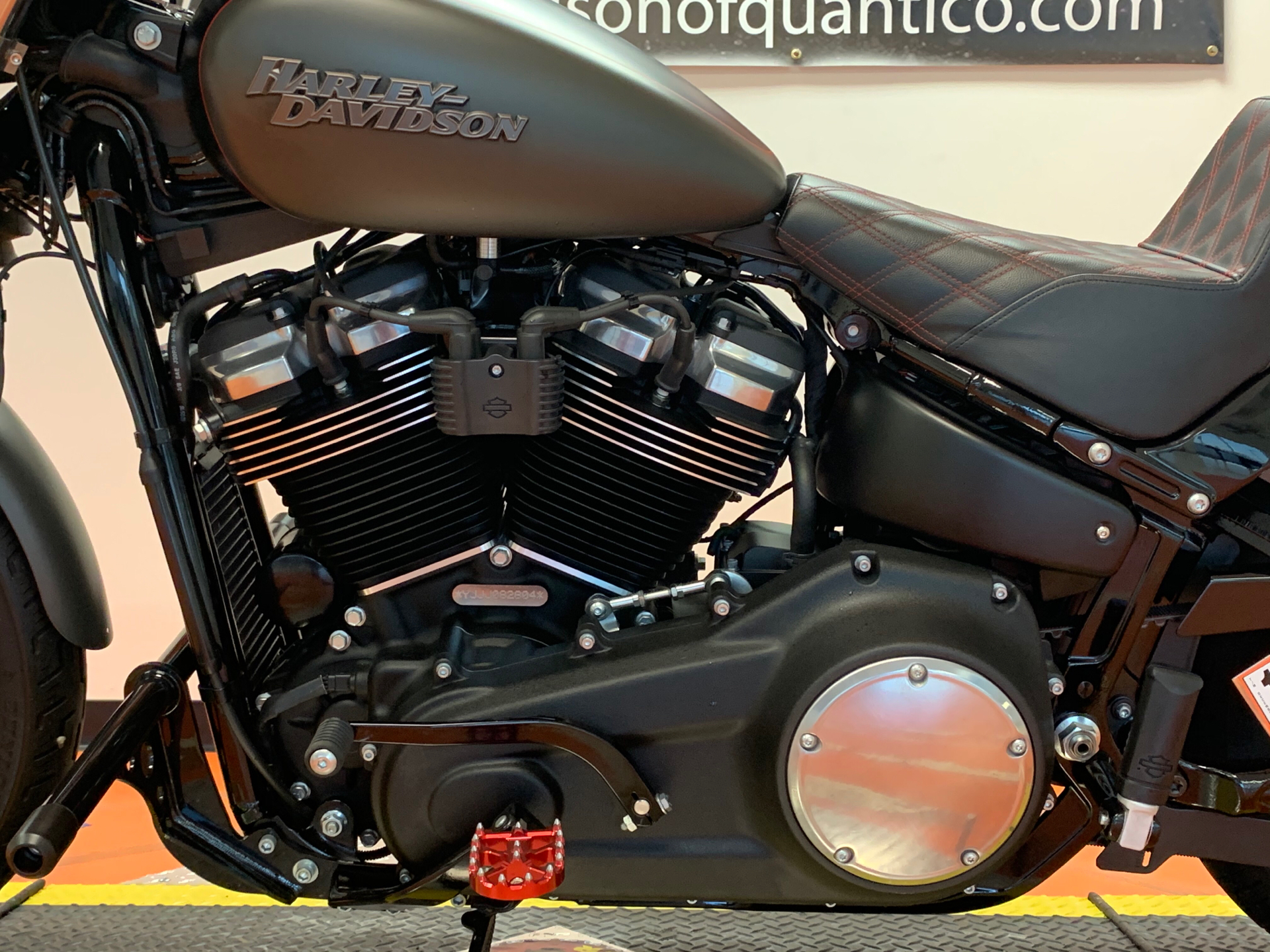 2018 Harley-Davidson Street Bob® 107 in Dumfries, Virginia - Photo 11