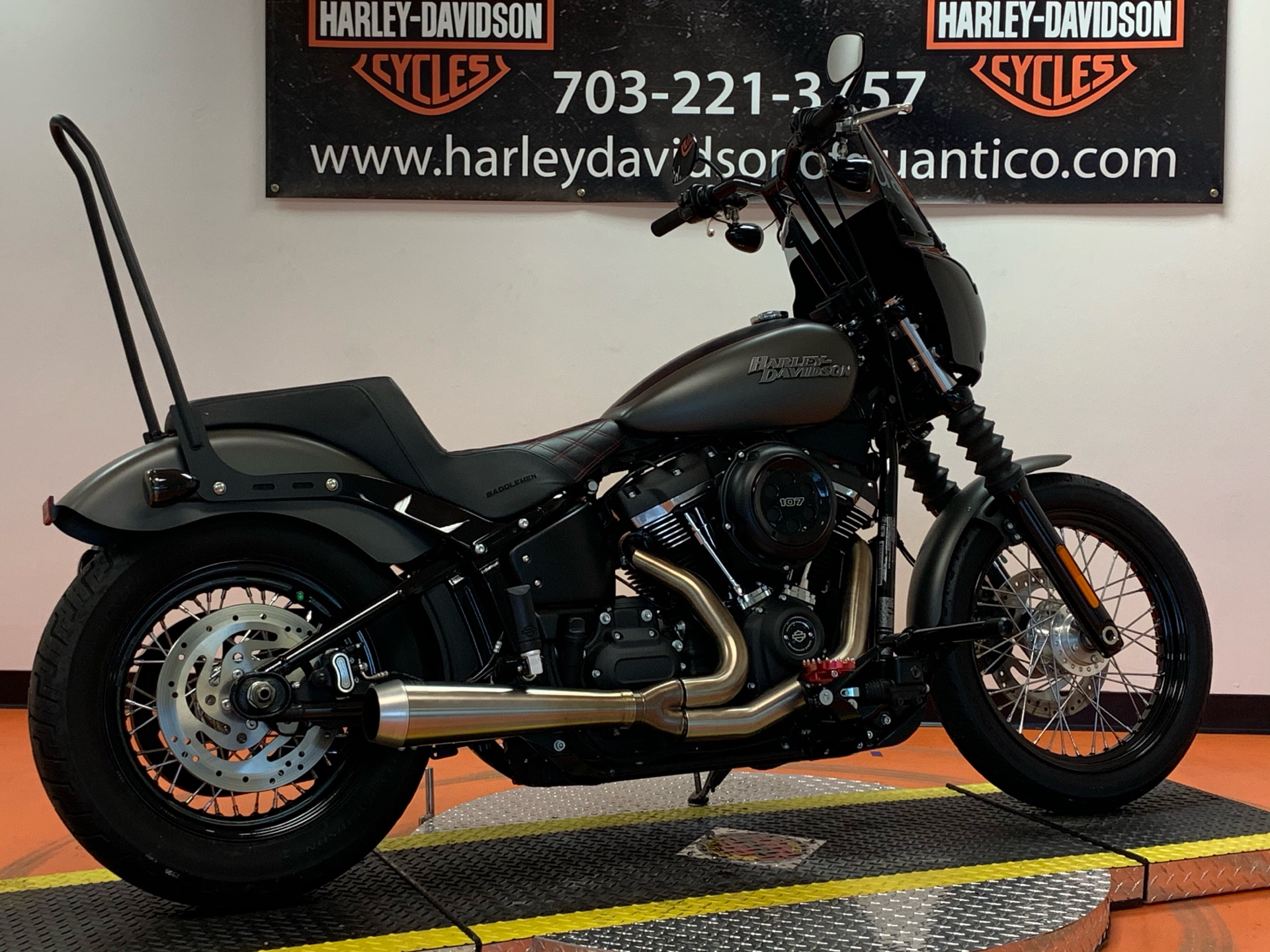 2018 Harley-Davidson Street Bob® 107 in Dumfries, Virginia - Photo 21