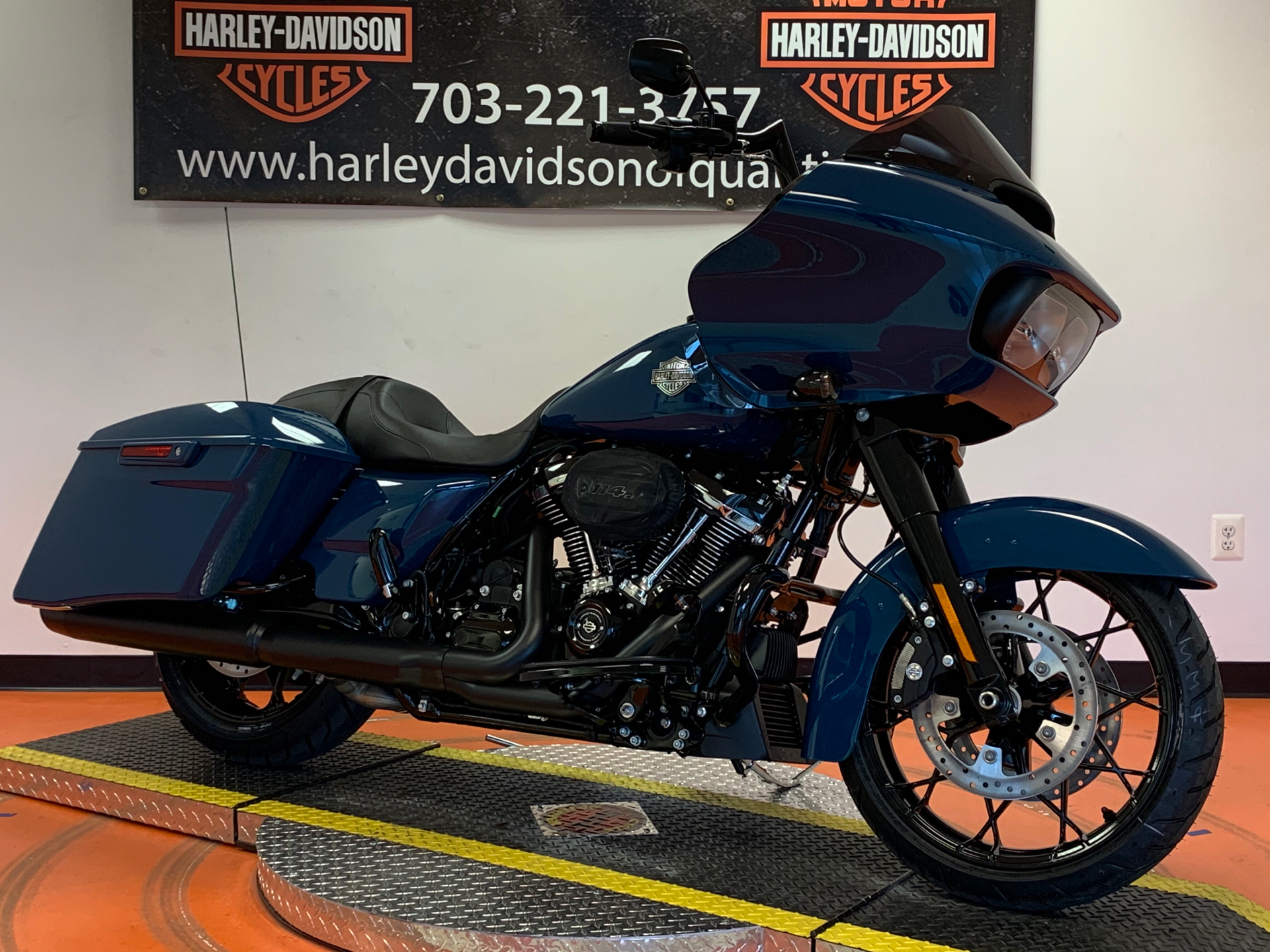 2021 Harley-Davidson Road Glide® Special in Dumfries, Virginia - Photo 6