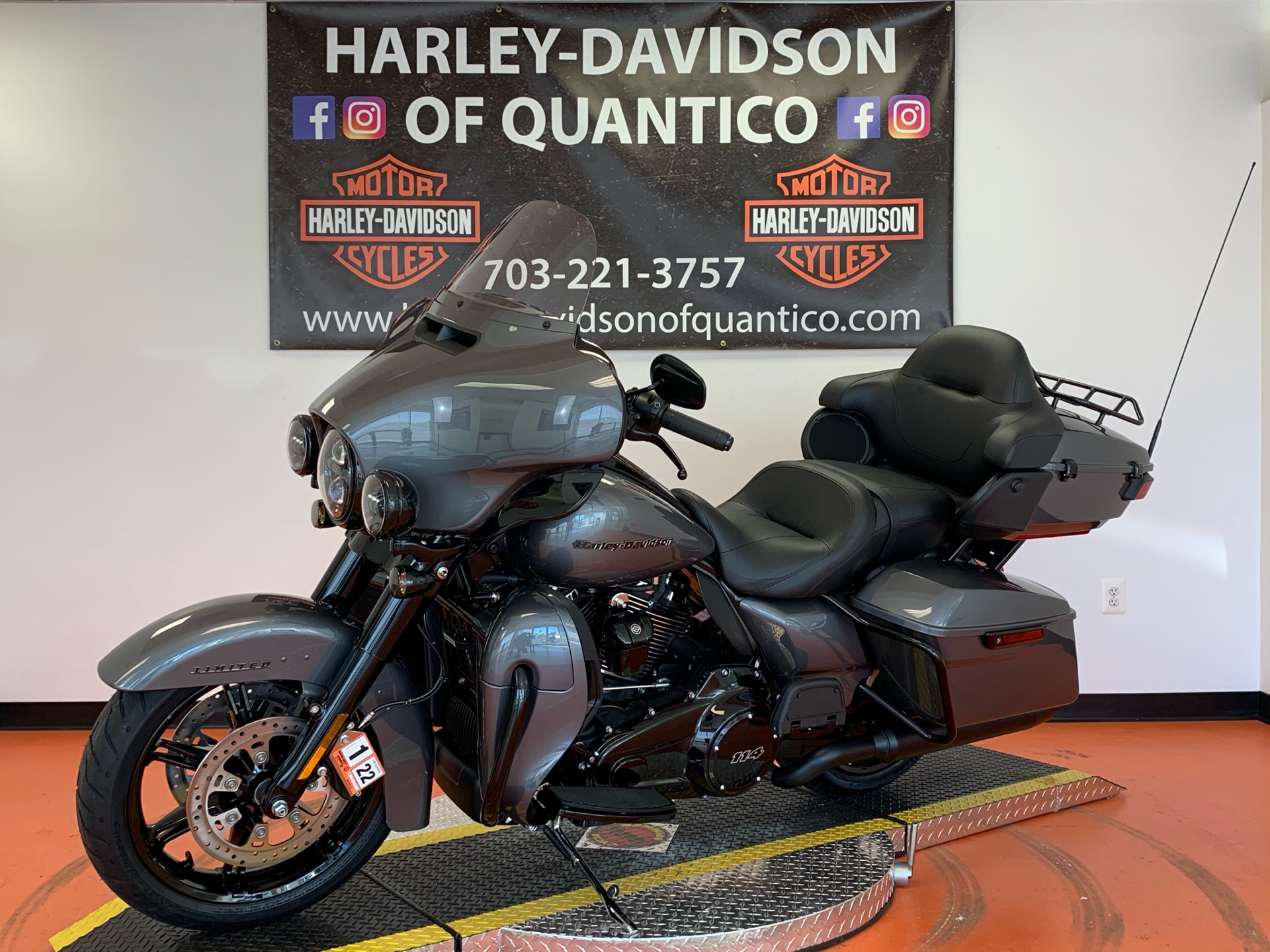 2021 Harley-Davidson Limited in Dumfries, Virginia - Photo 8