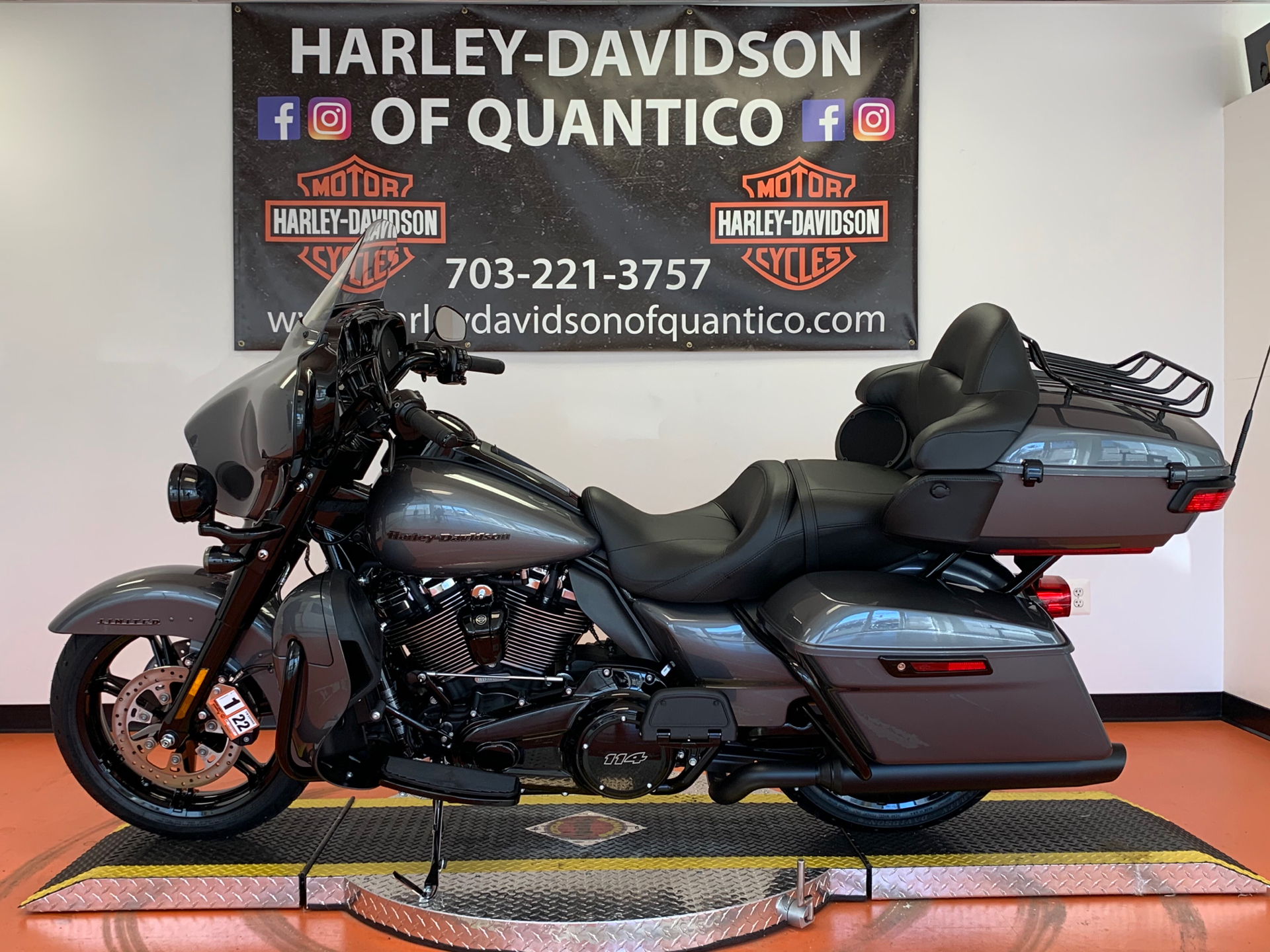 2021 Harley-Davidson Limited in Dumfries, Virginia - Photo 9