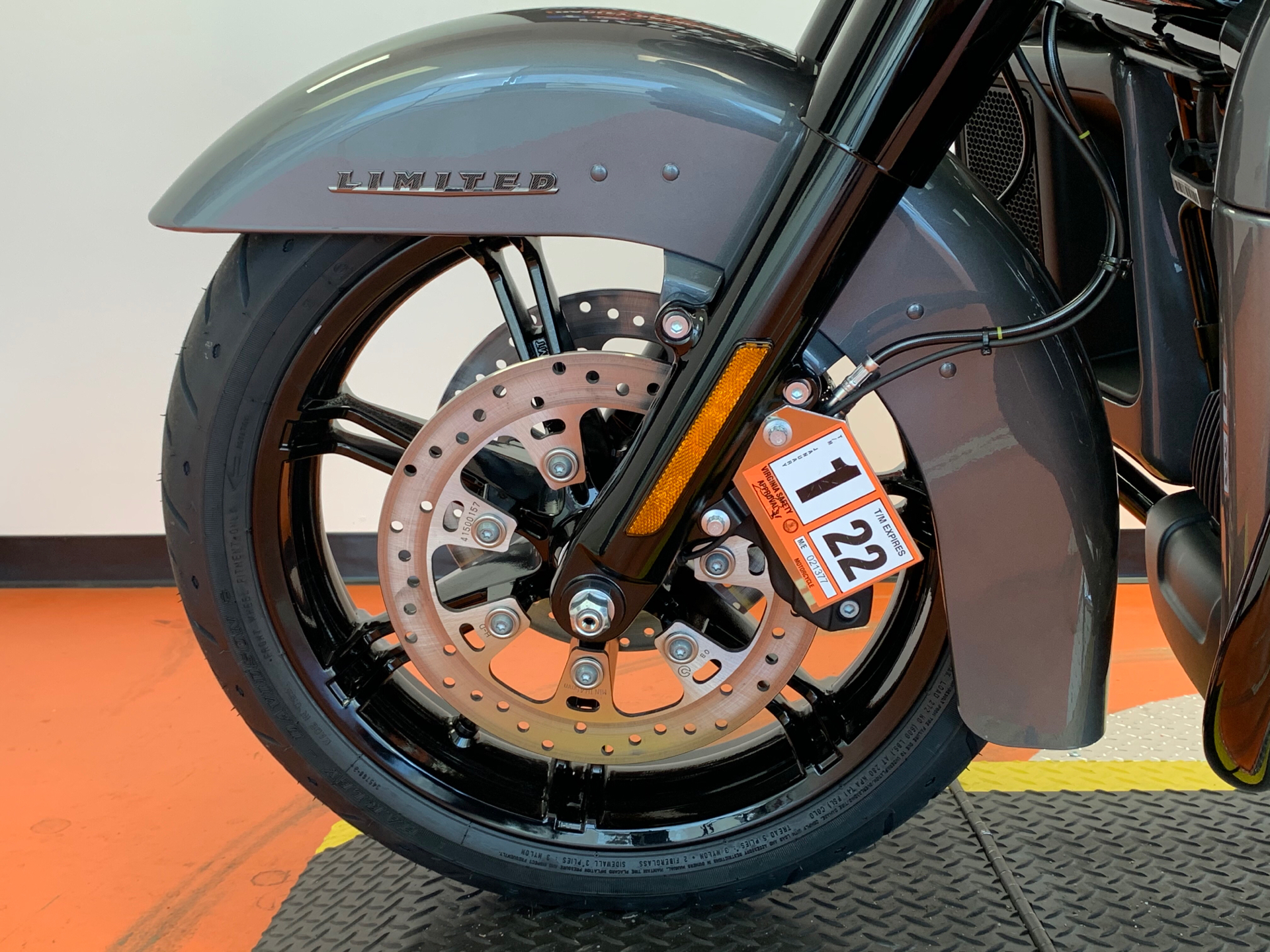 2021 Harley-Davidson Limited in Dumfries, Virginia - Photo 12