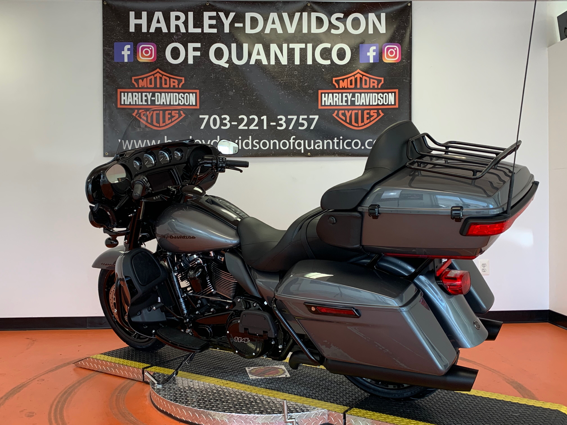 2021 Harley-Davidson Limited in Dumfries, Virginia - Photo 14