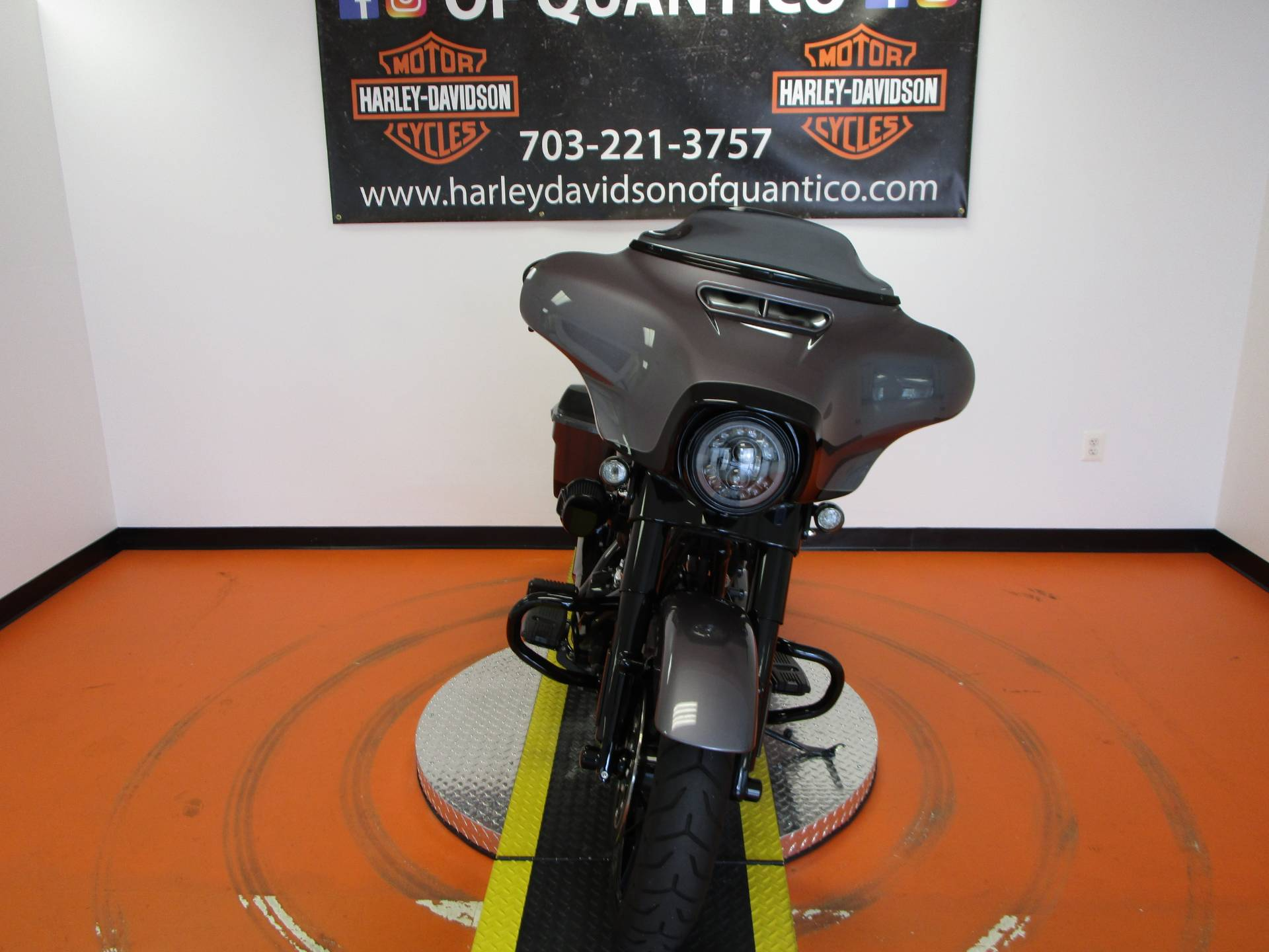 2020 Harley-Davidson CVO™ Street Glide® in Dumfries, Virginia - Photo 15