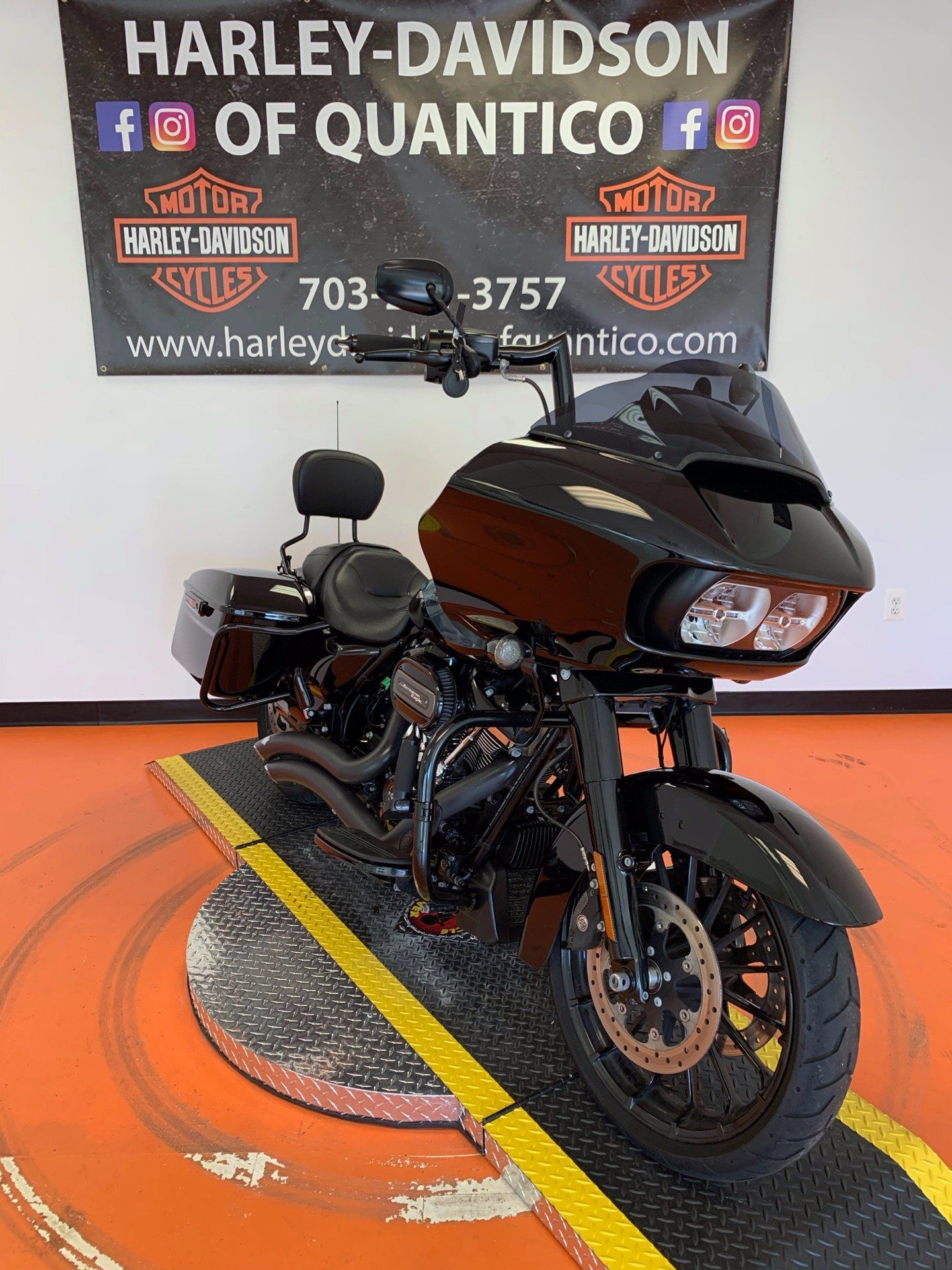 2018 Harley-Davidson Road Glide® Special in Dumfries, Virginia - Photo 7