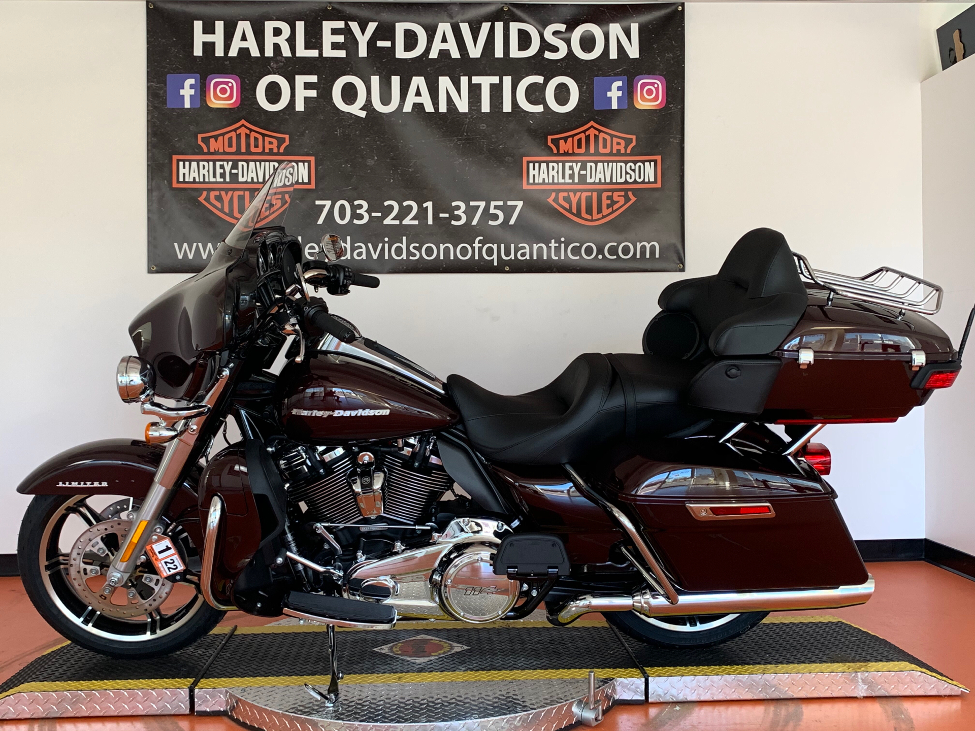 2021 Harley-Davidson Limited in Dumfries, Virginia - Photo 10