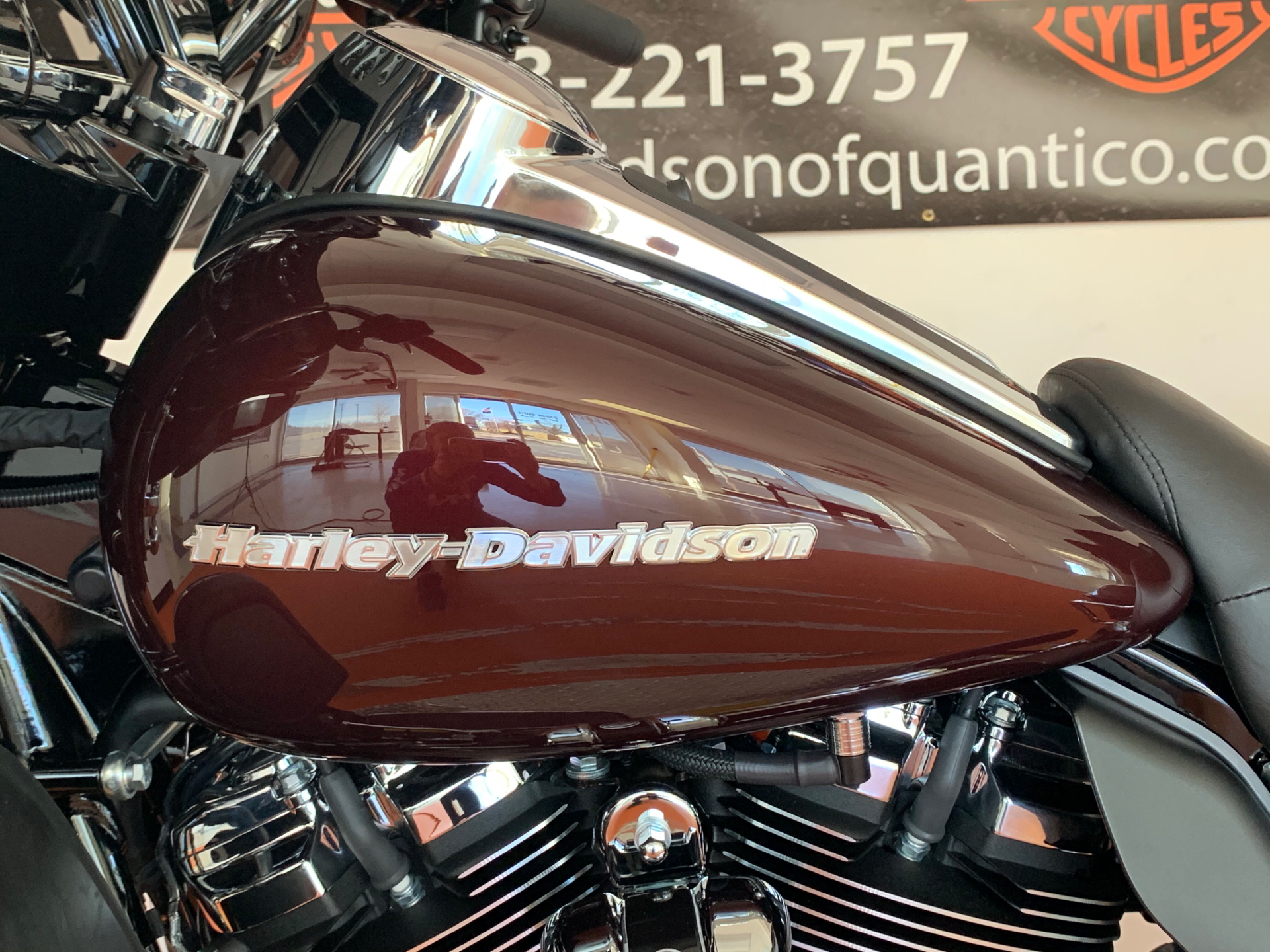 2021 Harley-Davidson Limited in Dumfries, Virginia - Photo 11