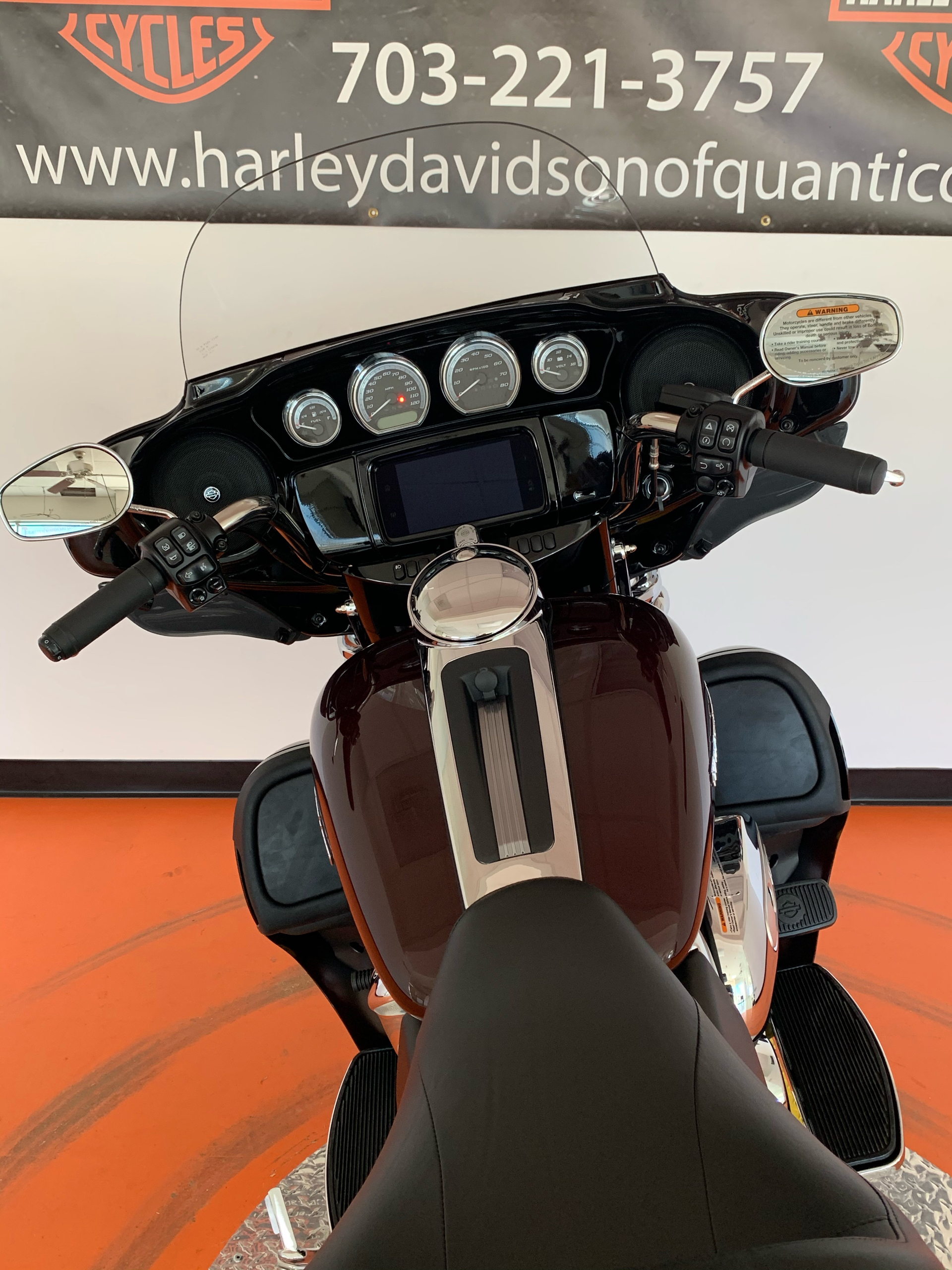2021 Harley-Davidson Limited in Dumfries, Virginia - Photo 18
