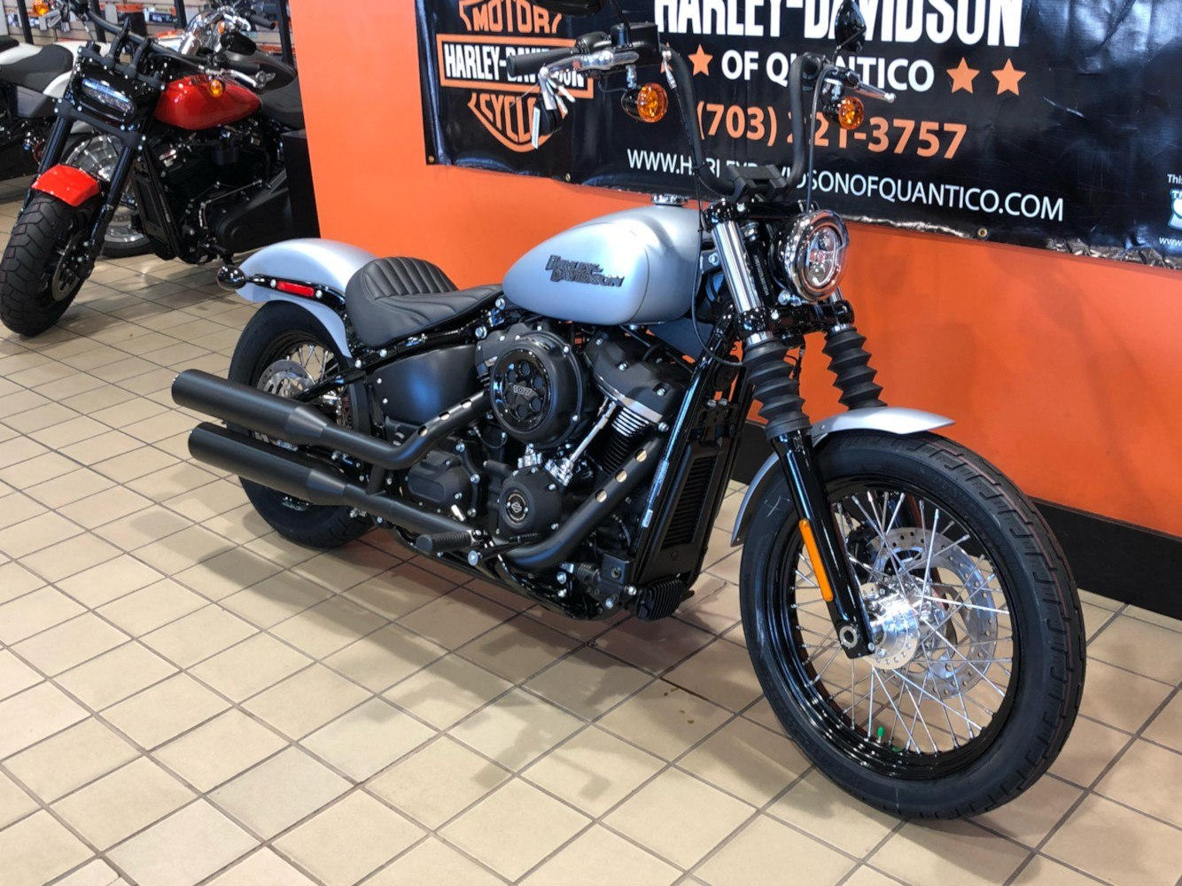 2020 Harley-Davidson Street Bob® in Dumfries, Virginia - Photo 2