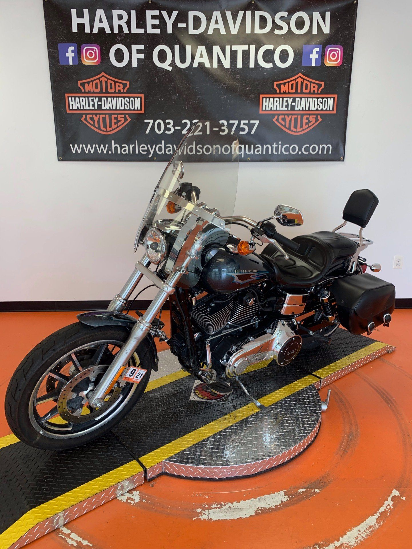 2015 Harley-Davidson Low Rider® in Dumfries, Virginia - Photo 9
