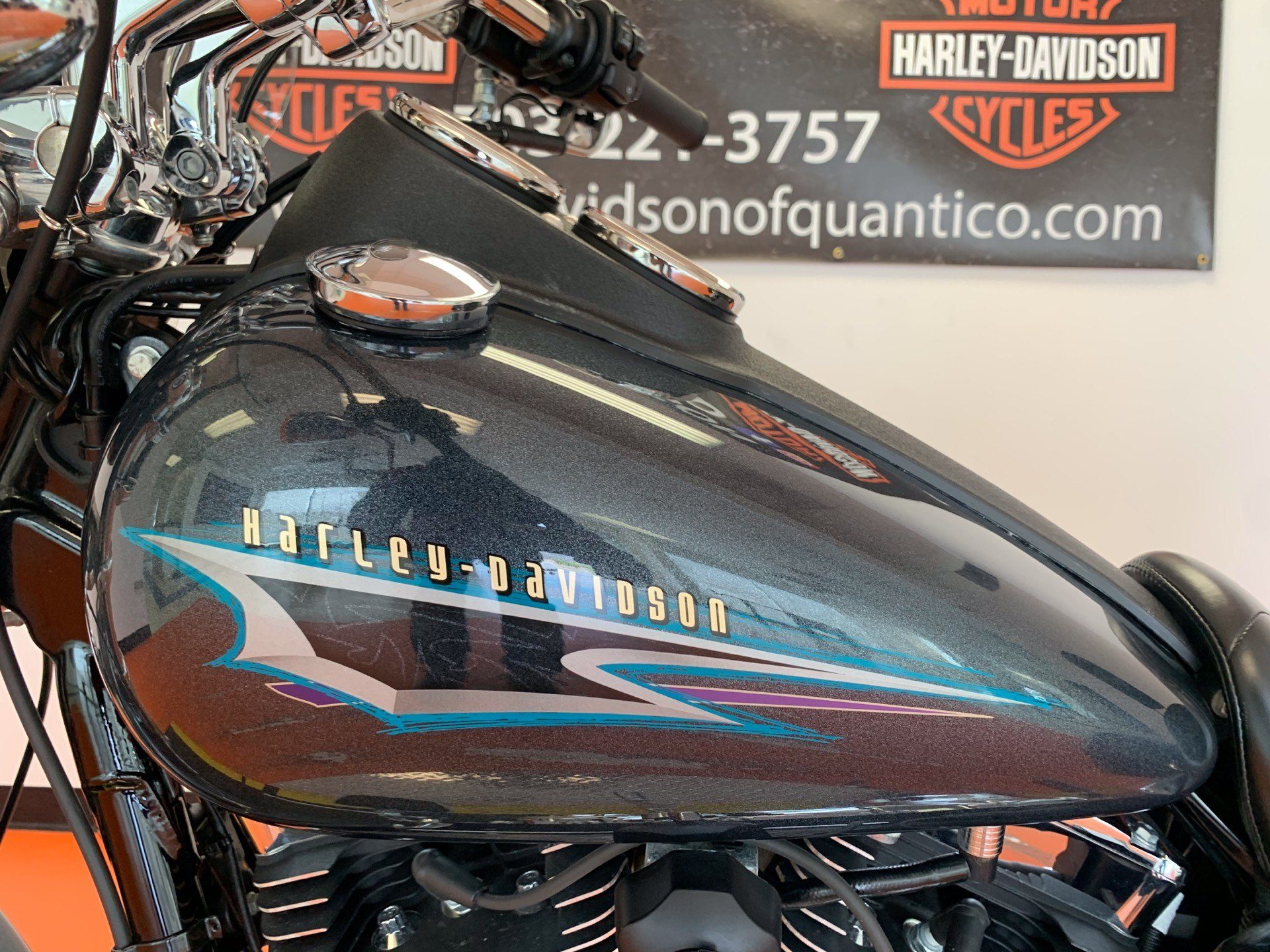 2015 Harley-Davidson Low Rider® in Dumfries, Virginia - Photo 11