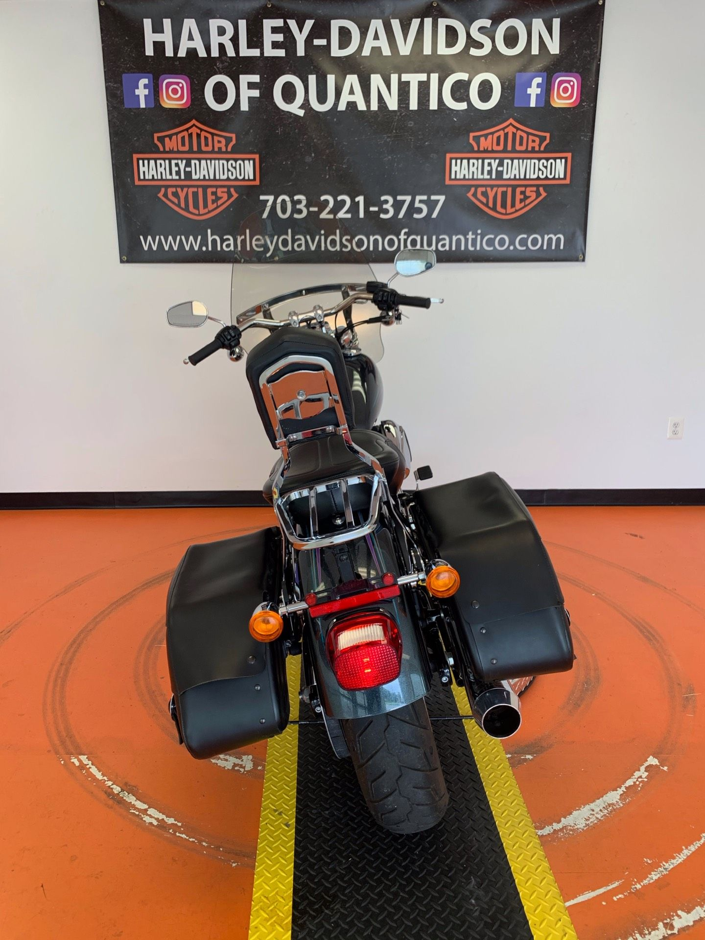 2015 Harley-Davidson Low Rider® in Dumfries, Virginia - Photo 16