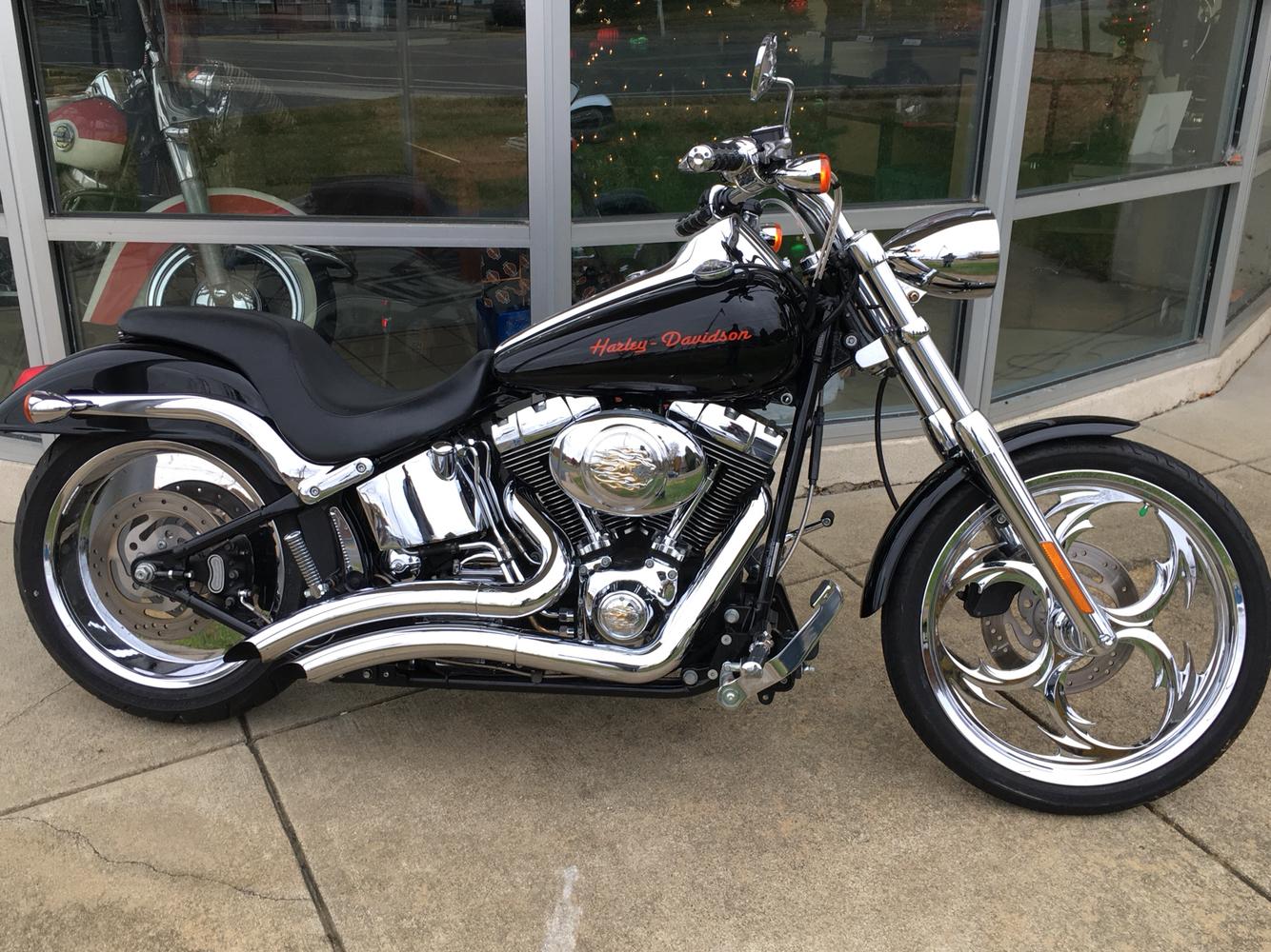 2005 Harley Davidson >> 2005 Harley Davidson Fxstd Fxstdi Softail Deuce In Dumfries Virginia