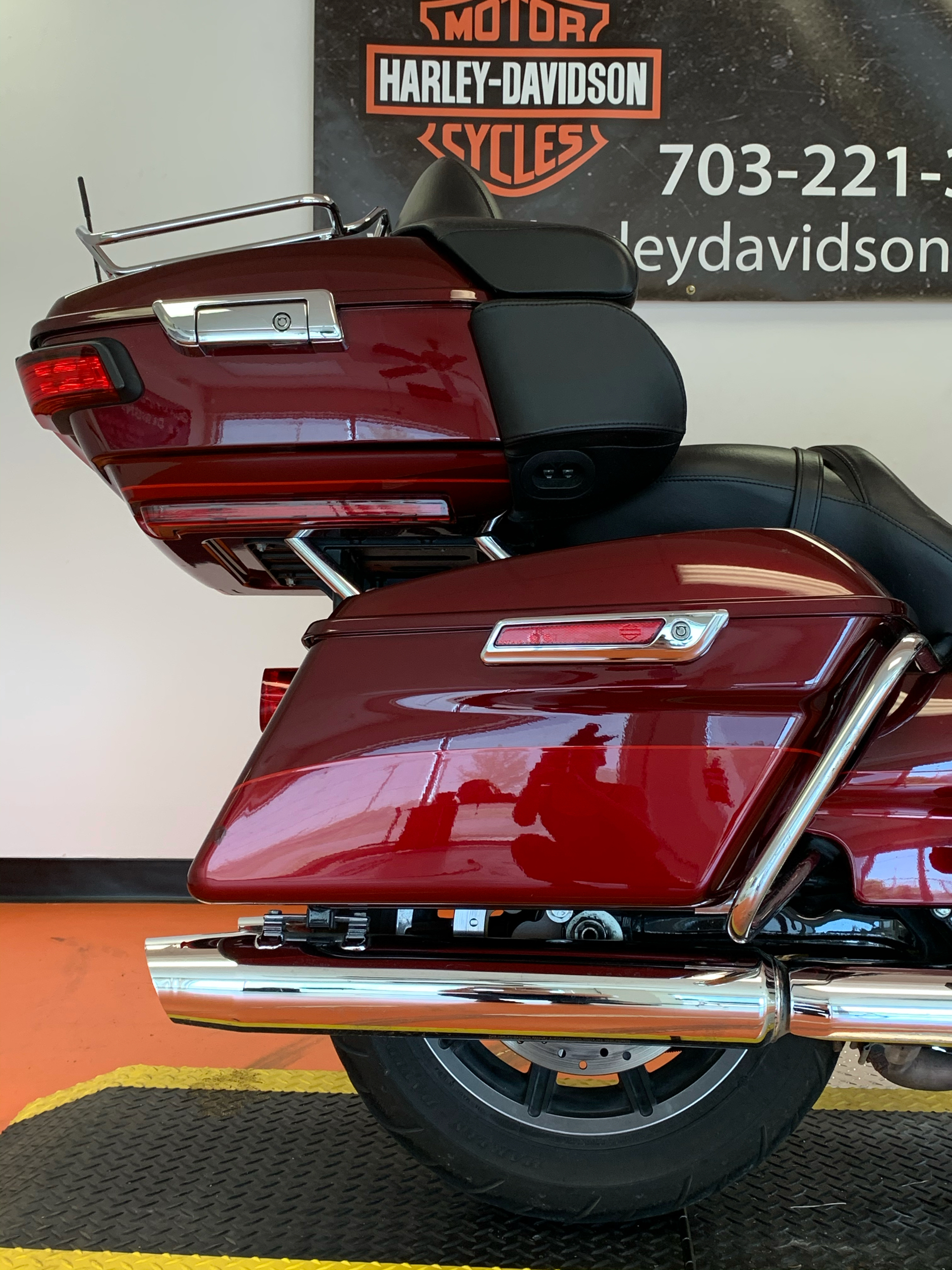 2017 Harley-Davidson Ultra Limited in Dumfries, Virginia - Photo 5
