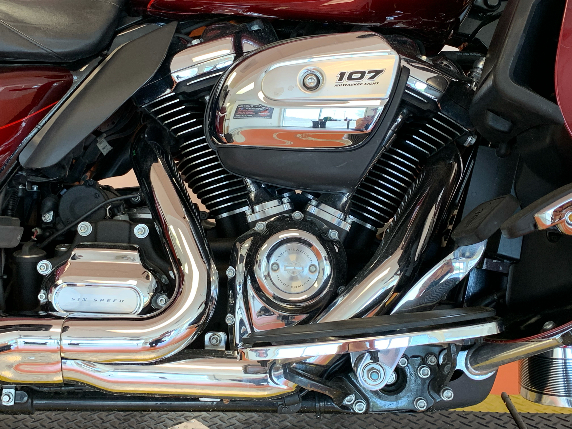 2017 Harley-Davidson Ultra Limited in Dumfries, Virginia - Photo 6